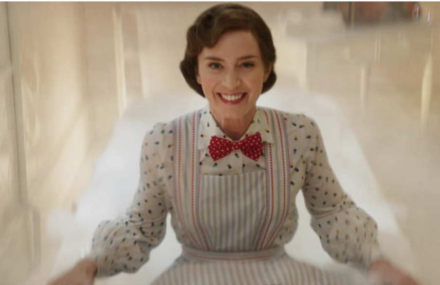 You Won't Believe the Secret to That Bubble Bath Scene in 'Mary Poppins Returns'