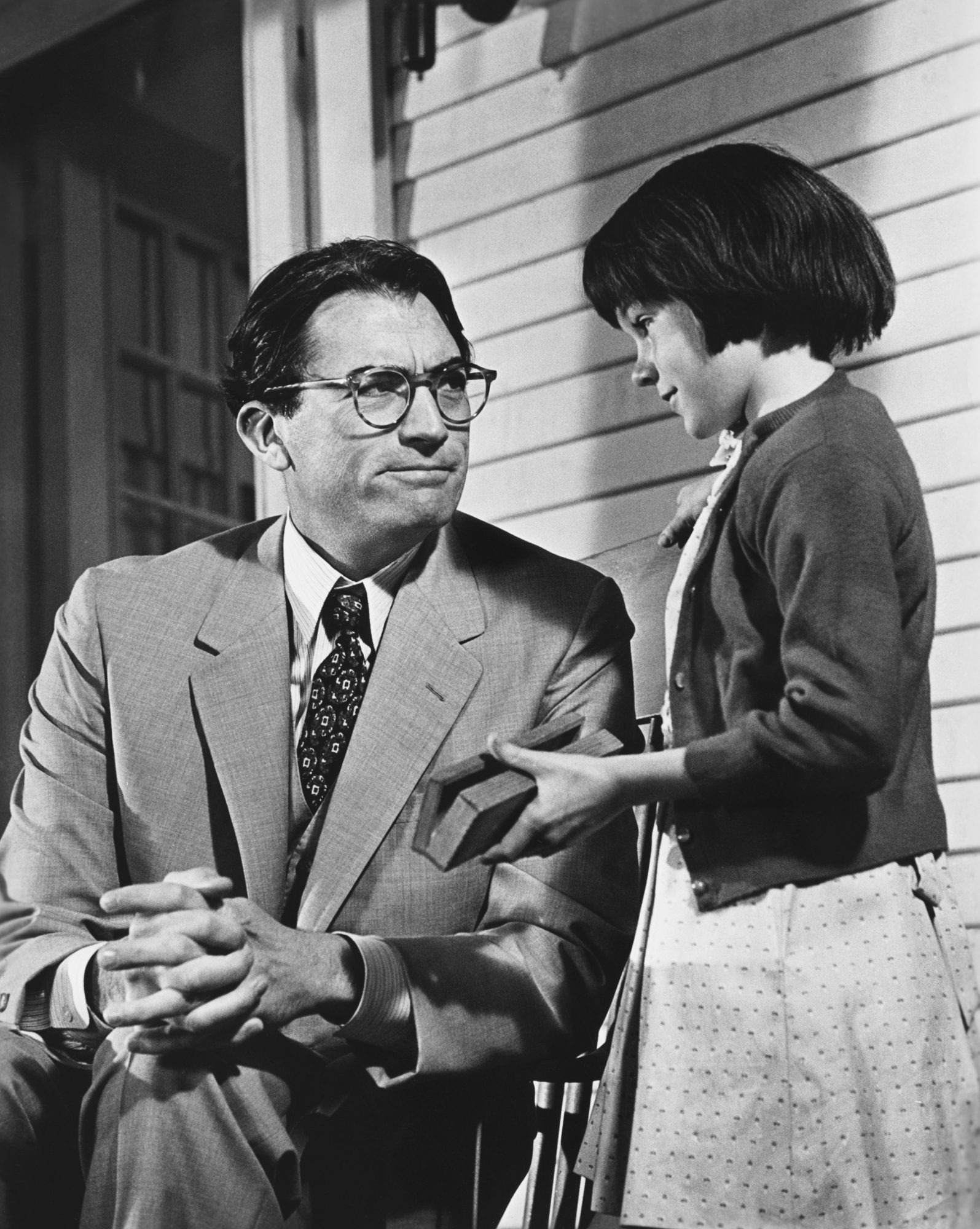 atticus scout to kill a mockingbird