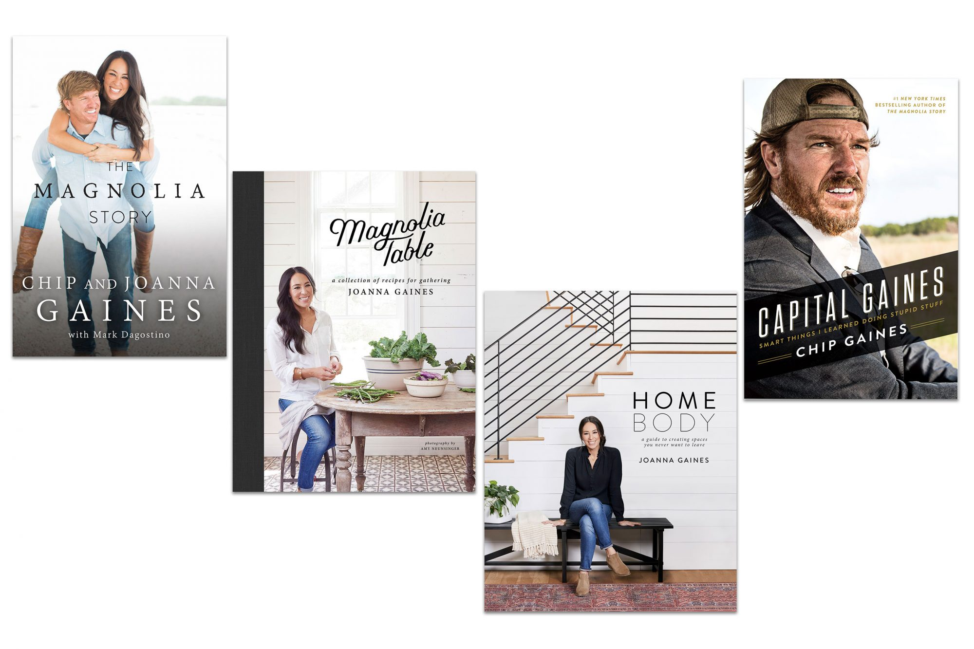 Every Single Book by Chip and Joanna Gaines Is Seriously Discounted Right Now books