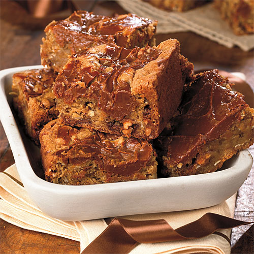 Best Cookies Recipes: Death by Caramel Bars Recipes