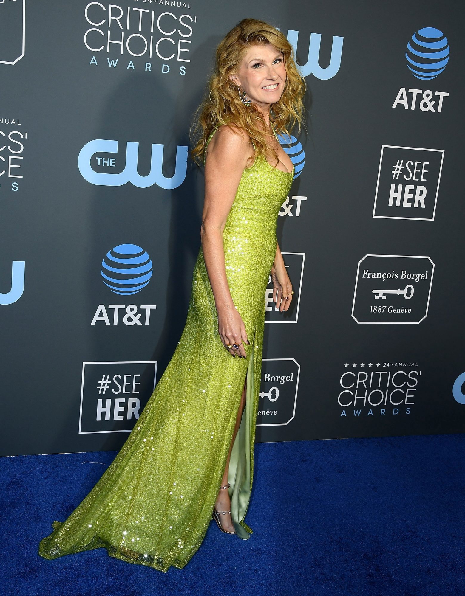 Connie Britton Critics' Choice Awards