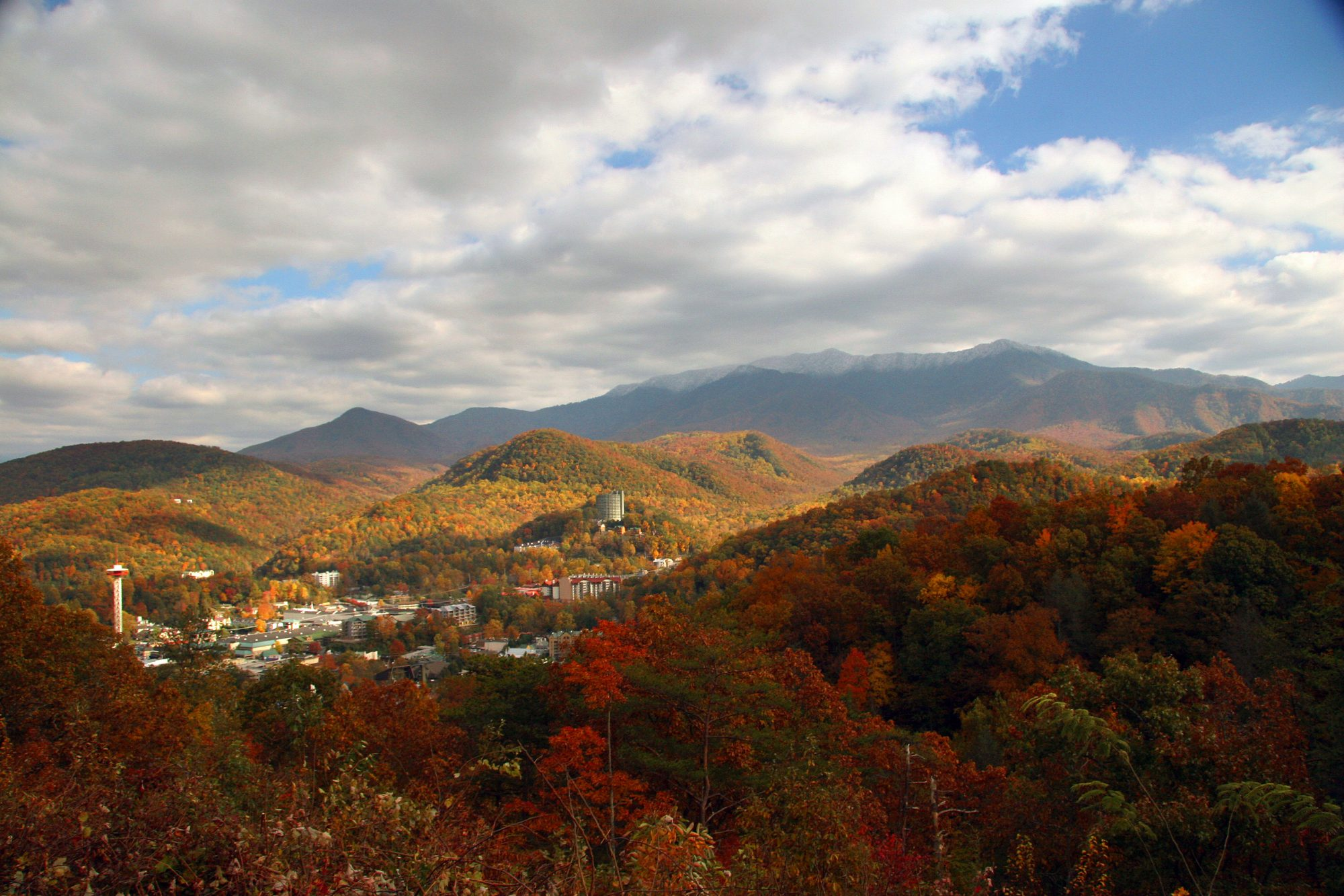 7. Gatlinburg, Tennessee