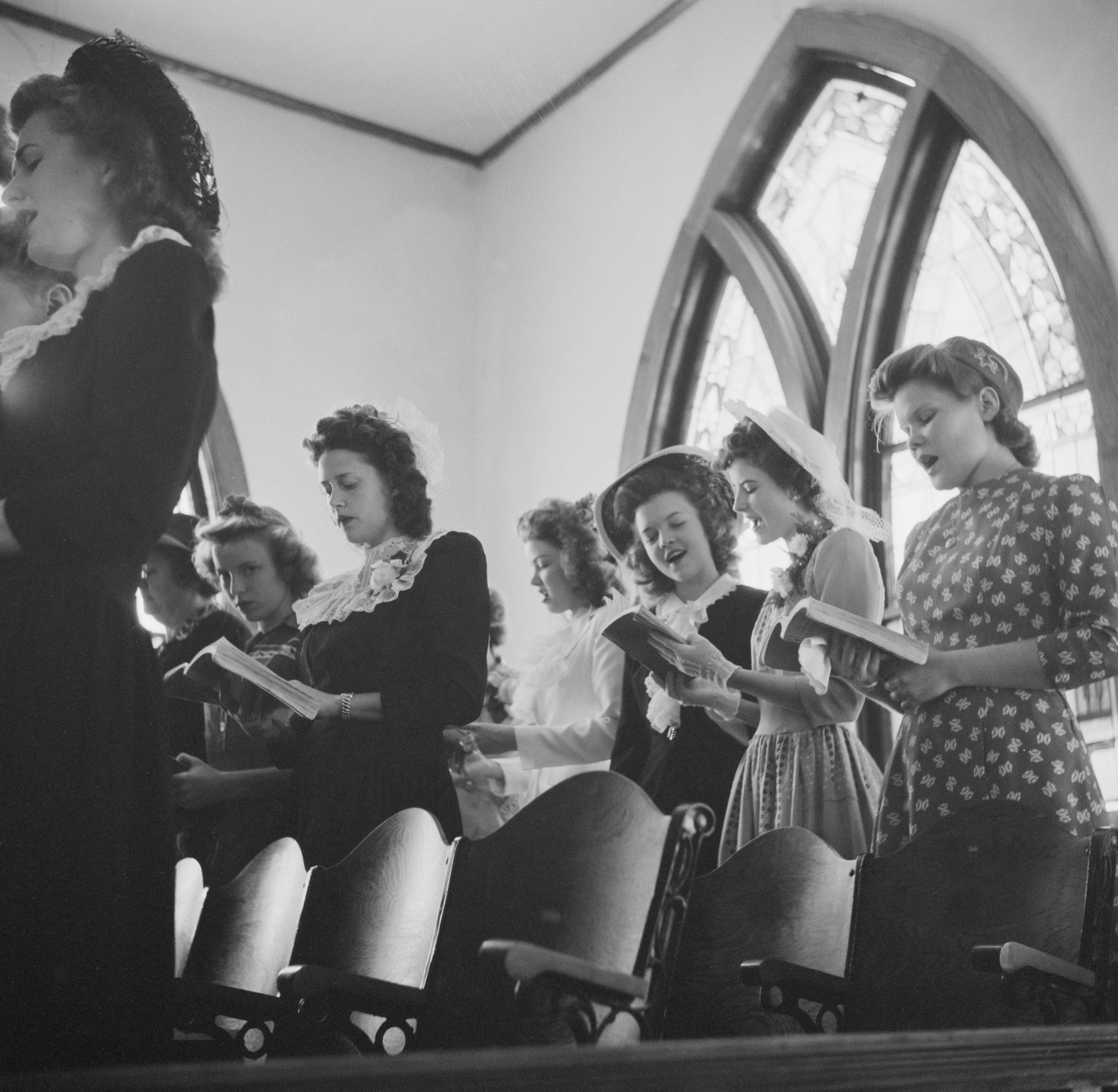 Women in Church Singing