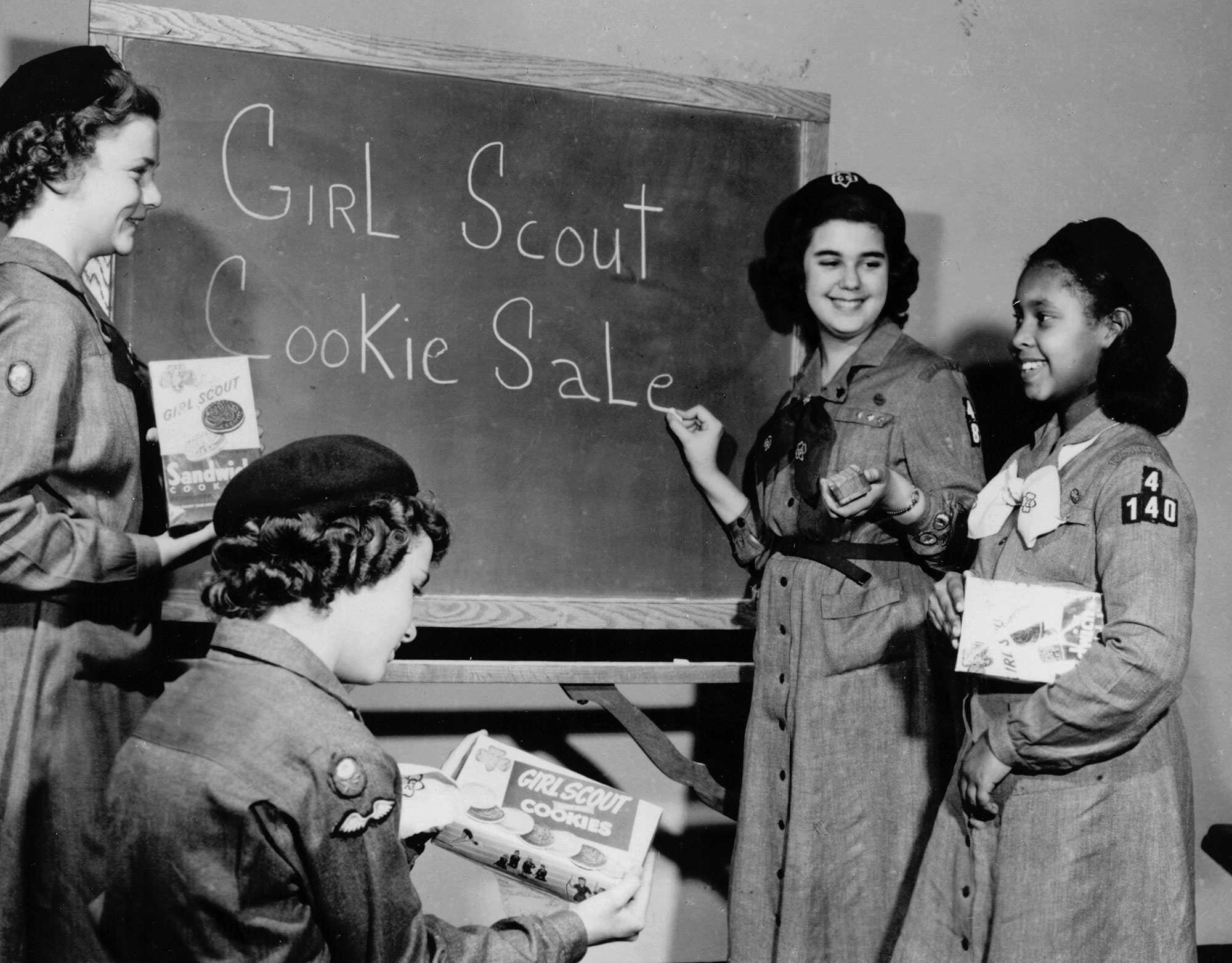 Who First Came Up with the Idea of Selling Girl Scout Cookies?