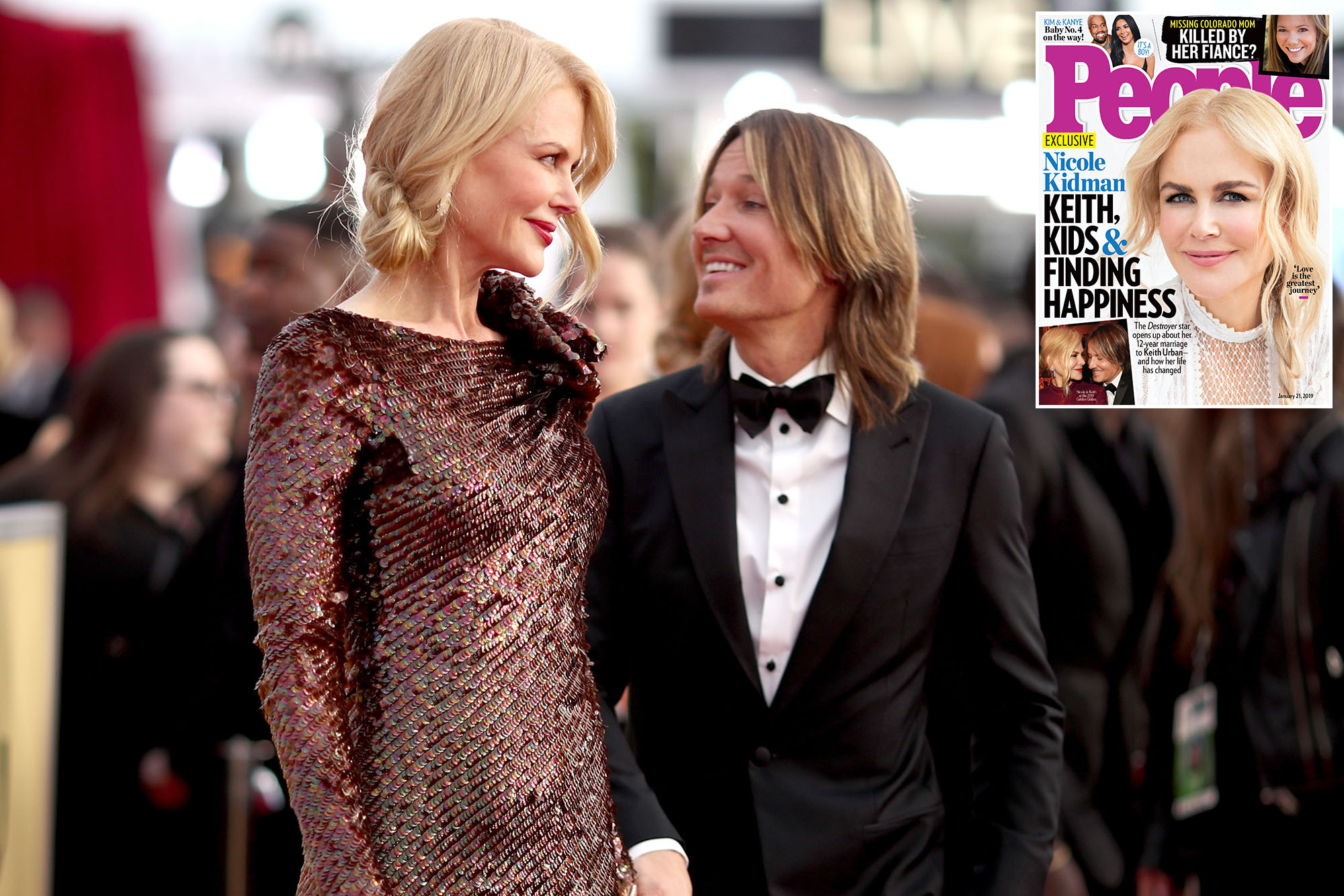 Nicole Kidman Reveals the Super-Sweet Moment She Knew Keith Urban Was 'The Love of My Life' nicole2
