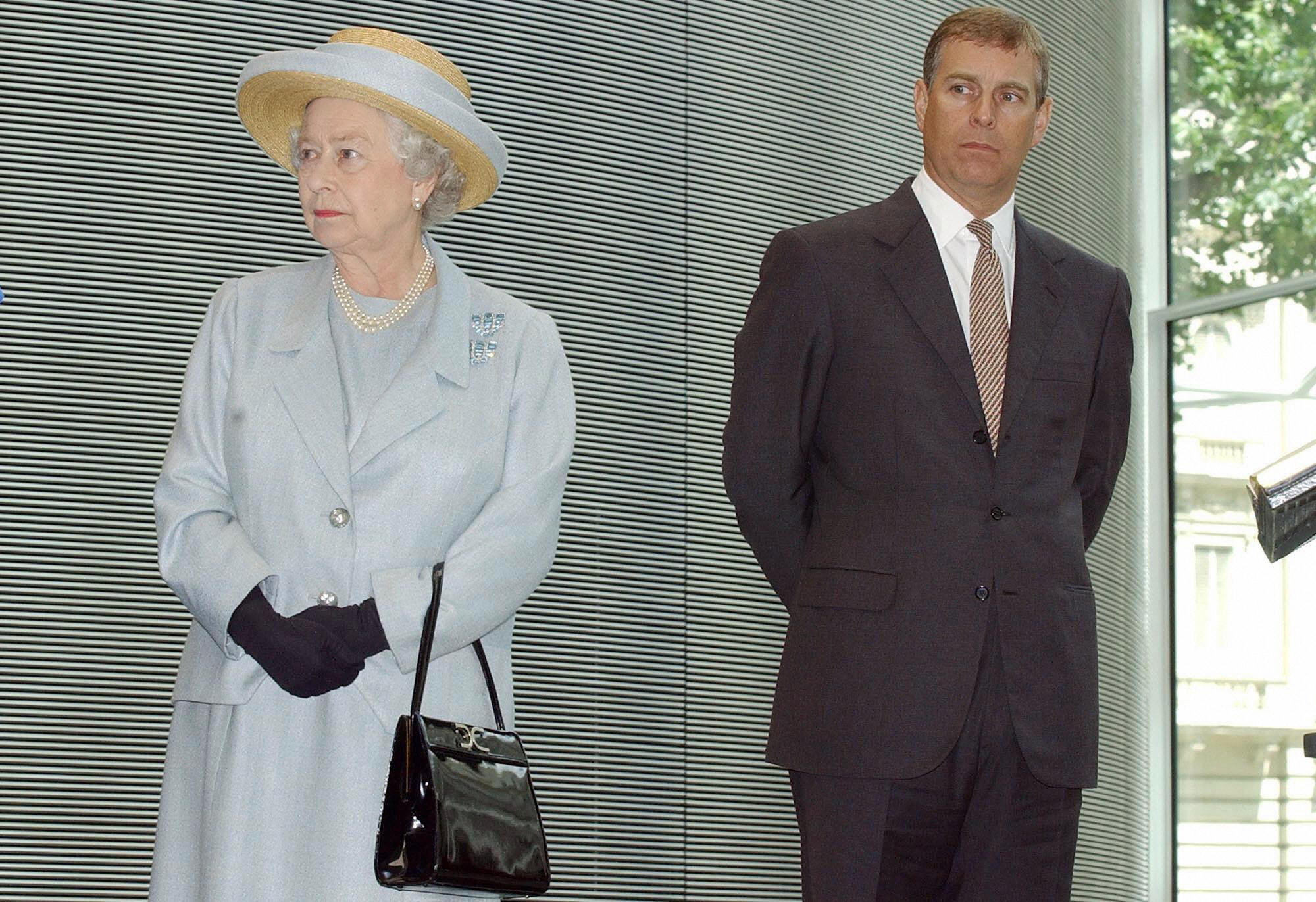 Queen Elizabeth Imperial College London 2004