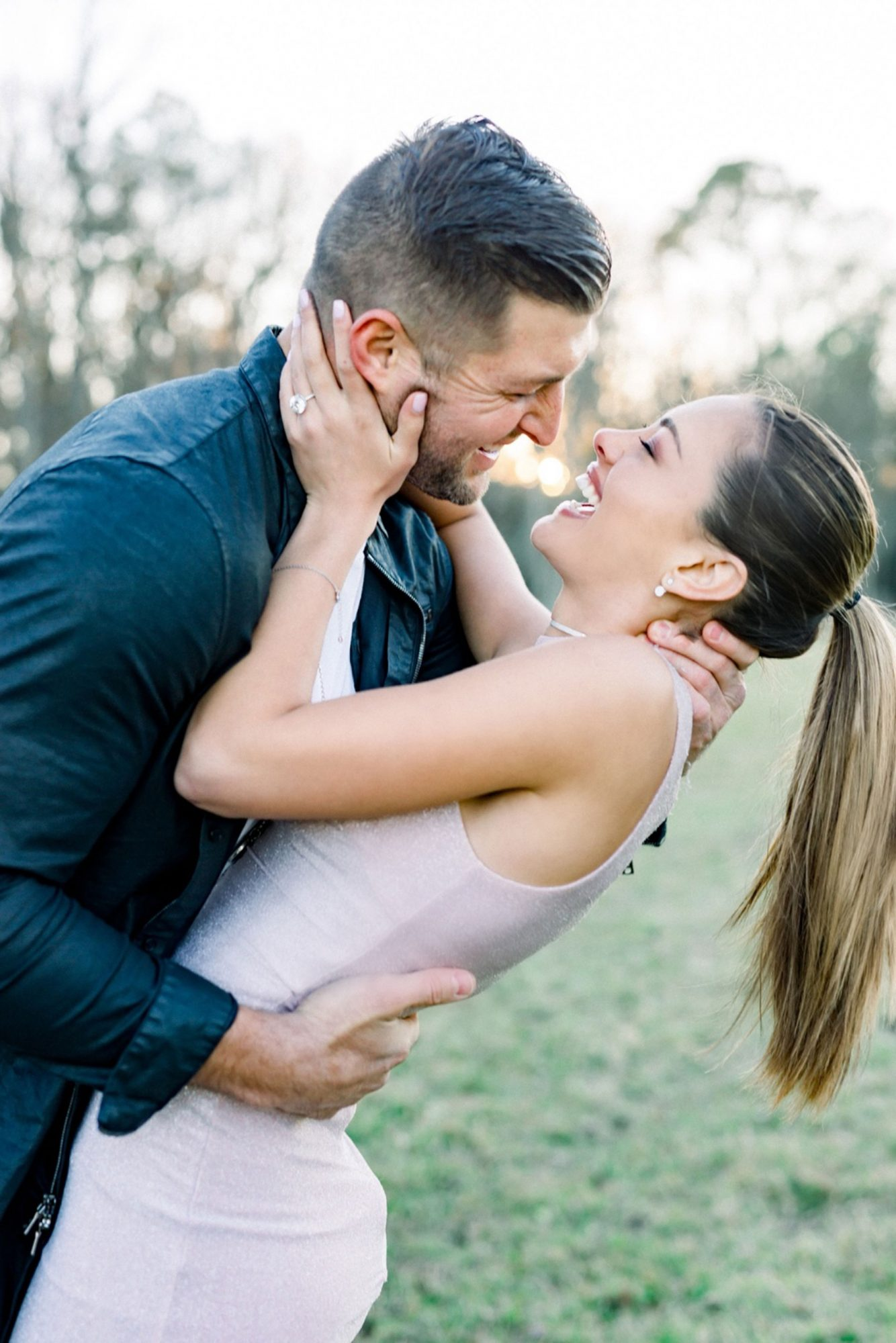 Tim Tebow Is Engaged to Former Miss Universe Demi-Leigh Nel-Peters tebow4
