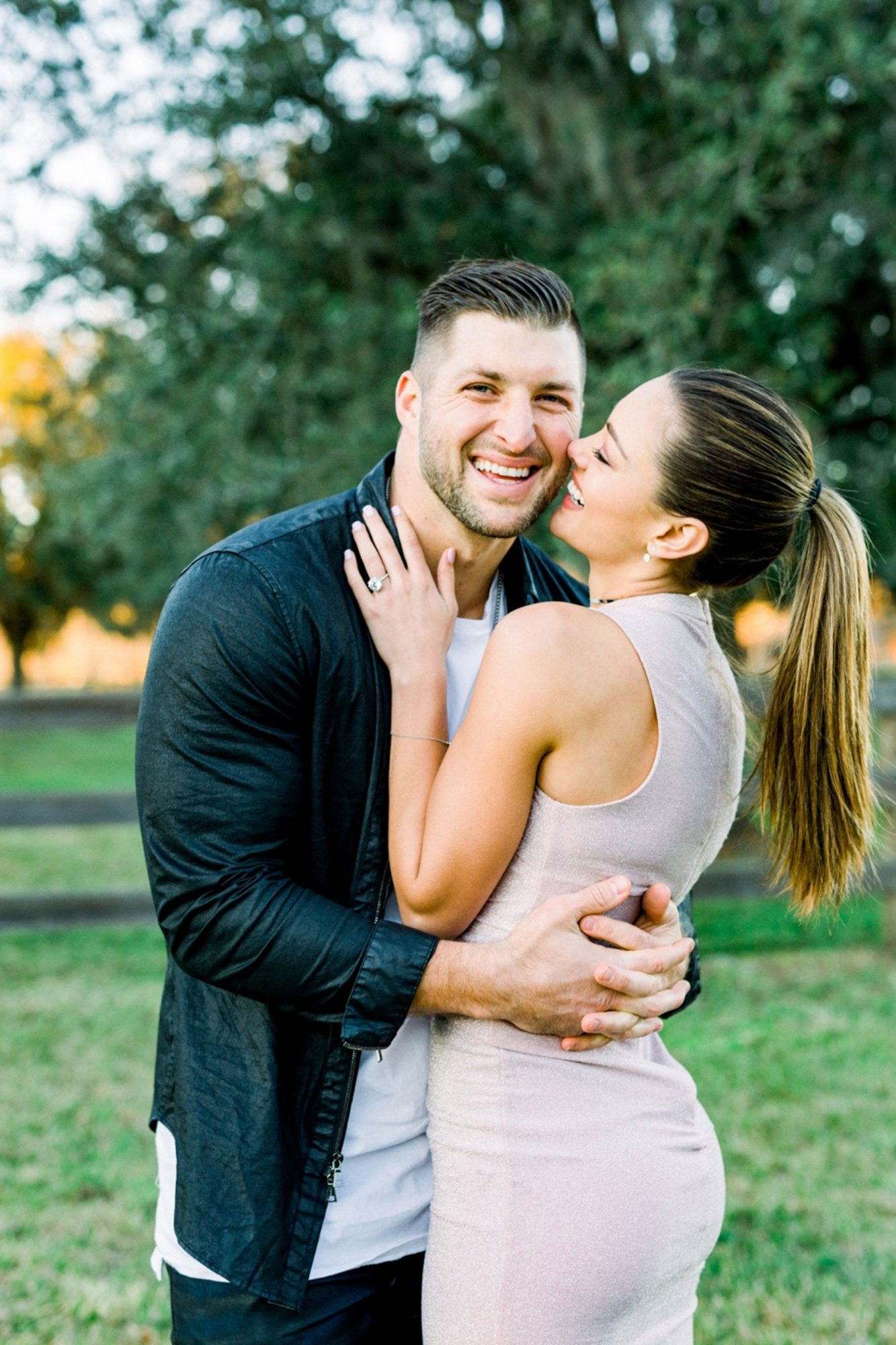 Tim Tebow Is Engaged to Former Miss Universe Demi-Leigh Nel-Peters tebow5