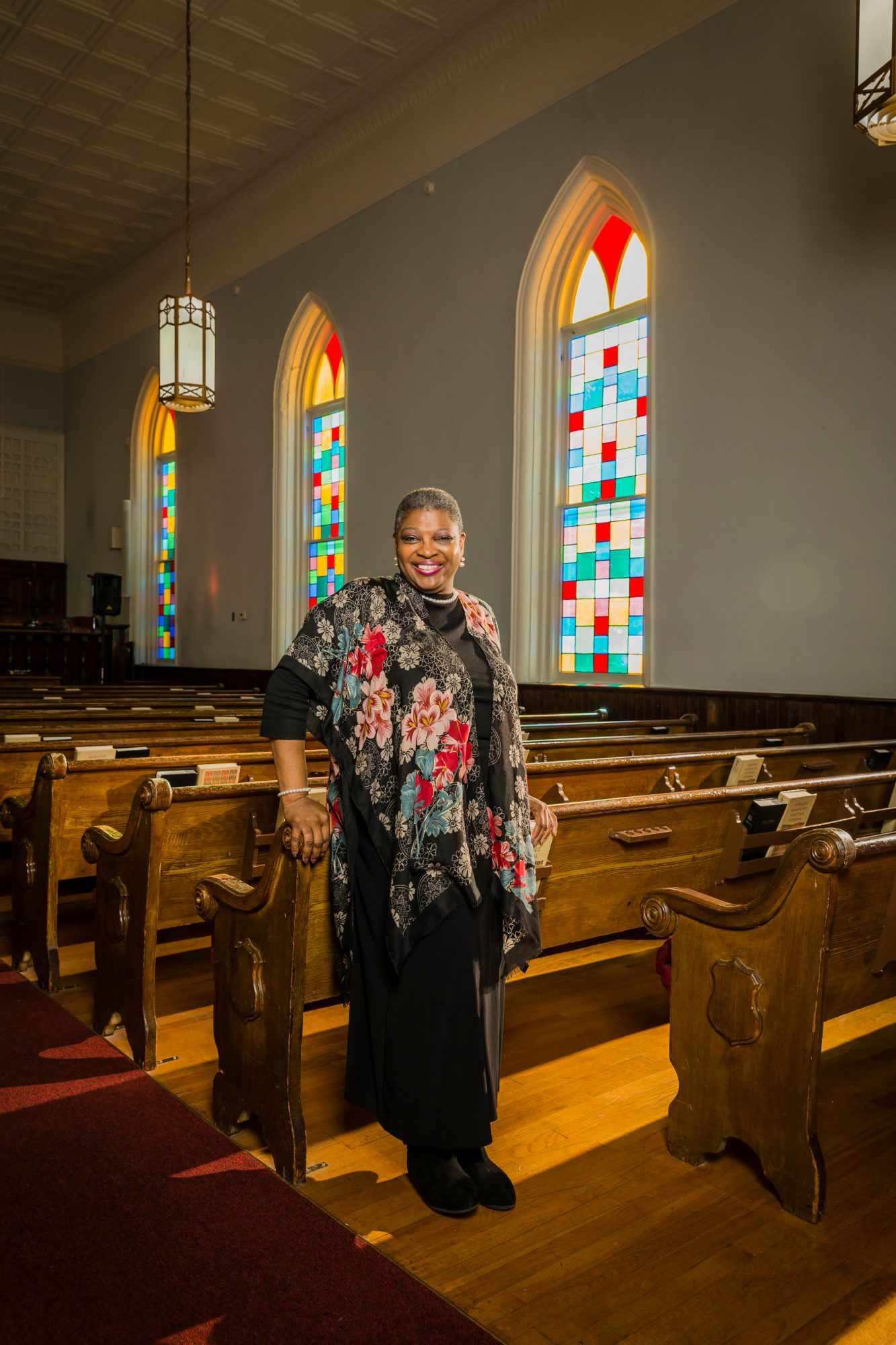 dexter avenue king memorial baptist church tours wanda battle montgomery alabama