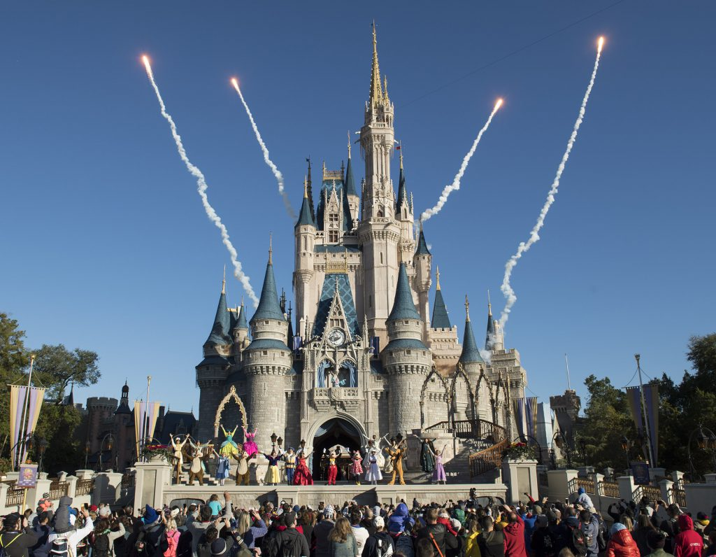 Florida Residents, Get Your Discounted 3-Day Disney World Tickets