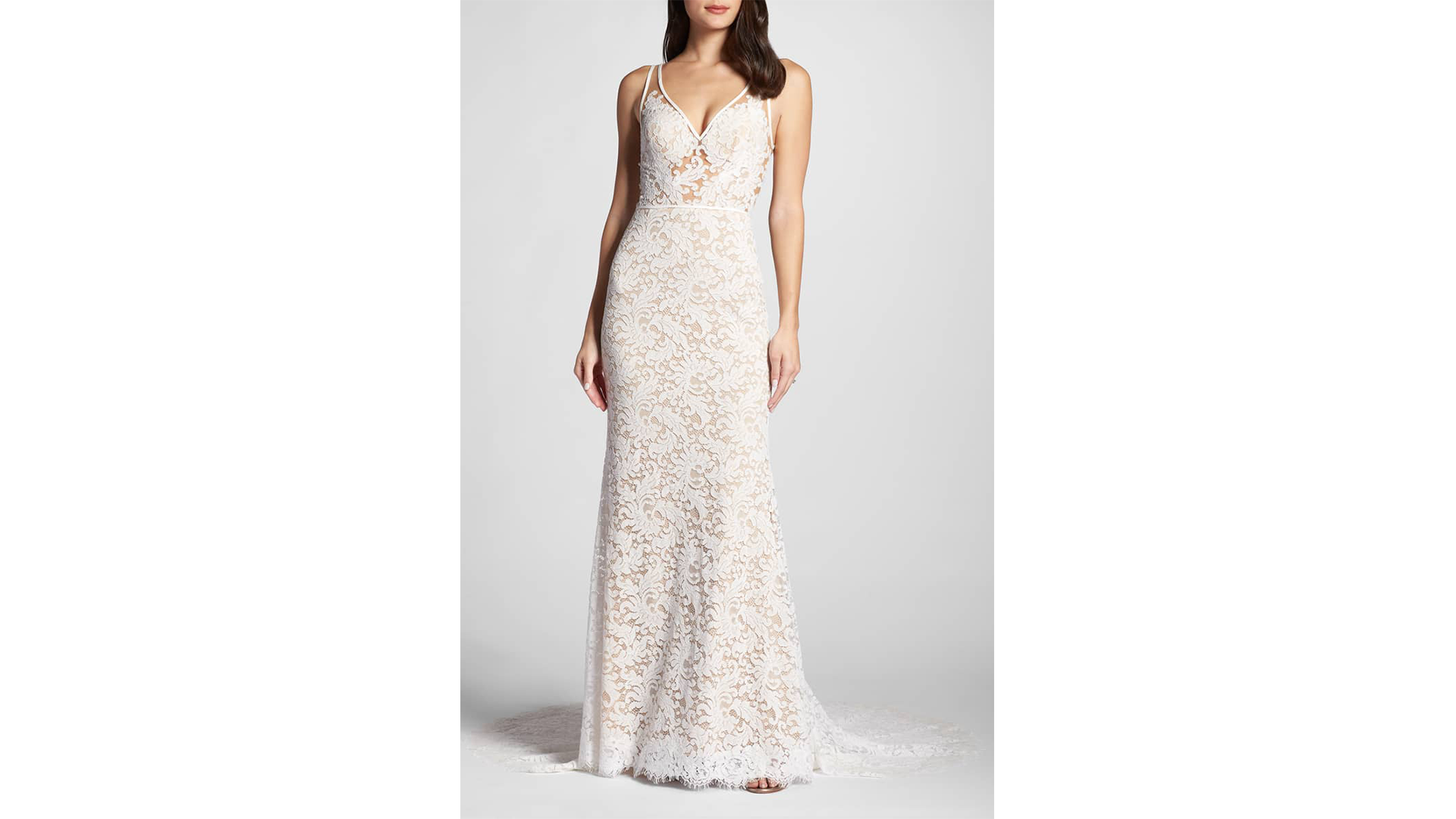 Derica Lace Gown