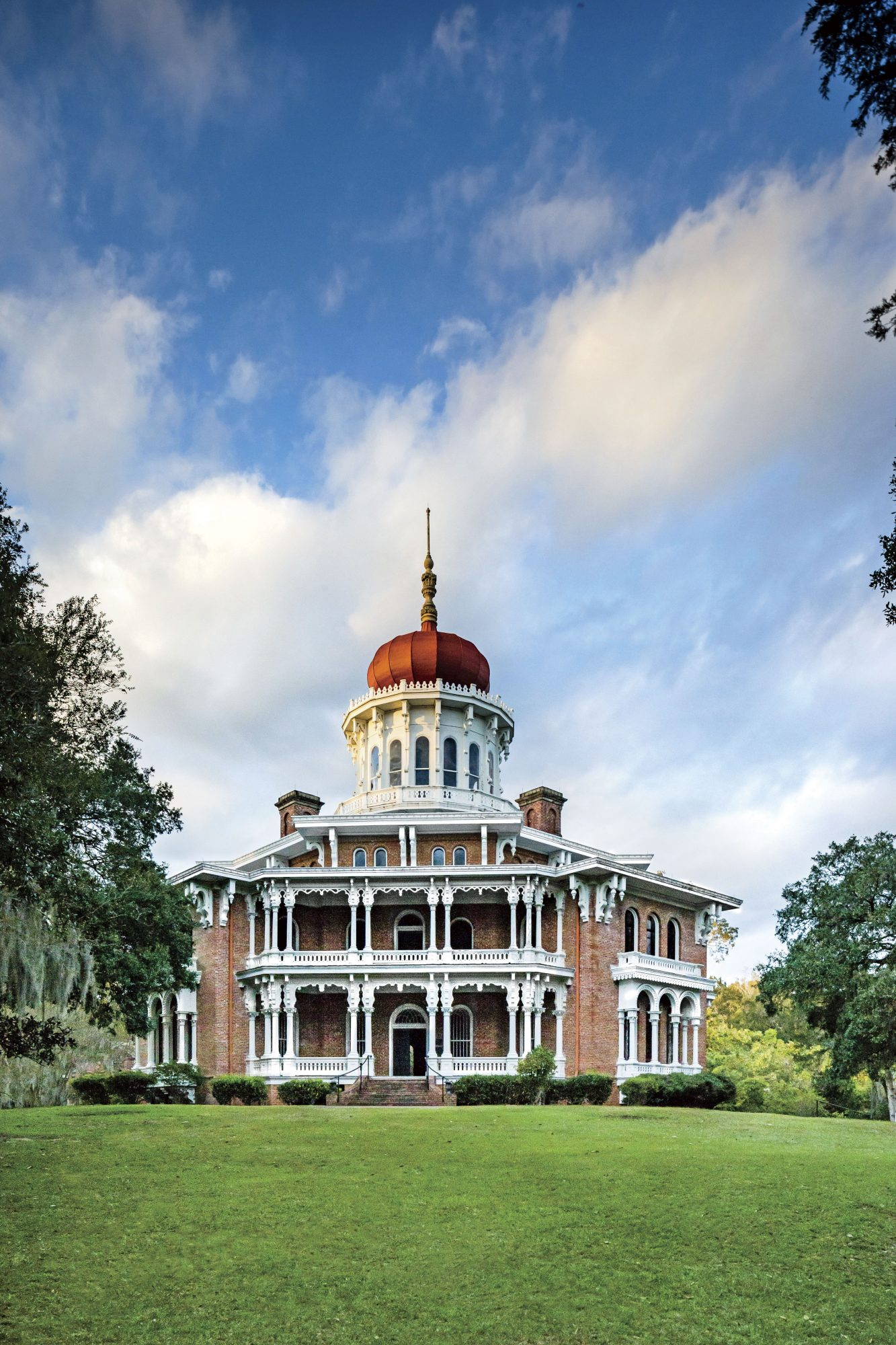 Longwood in Natchez, MS