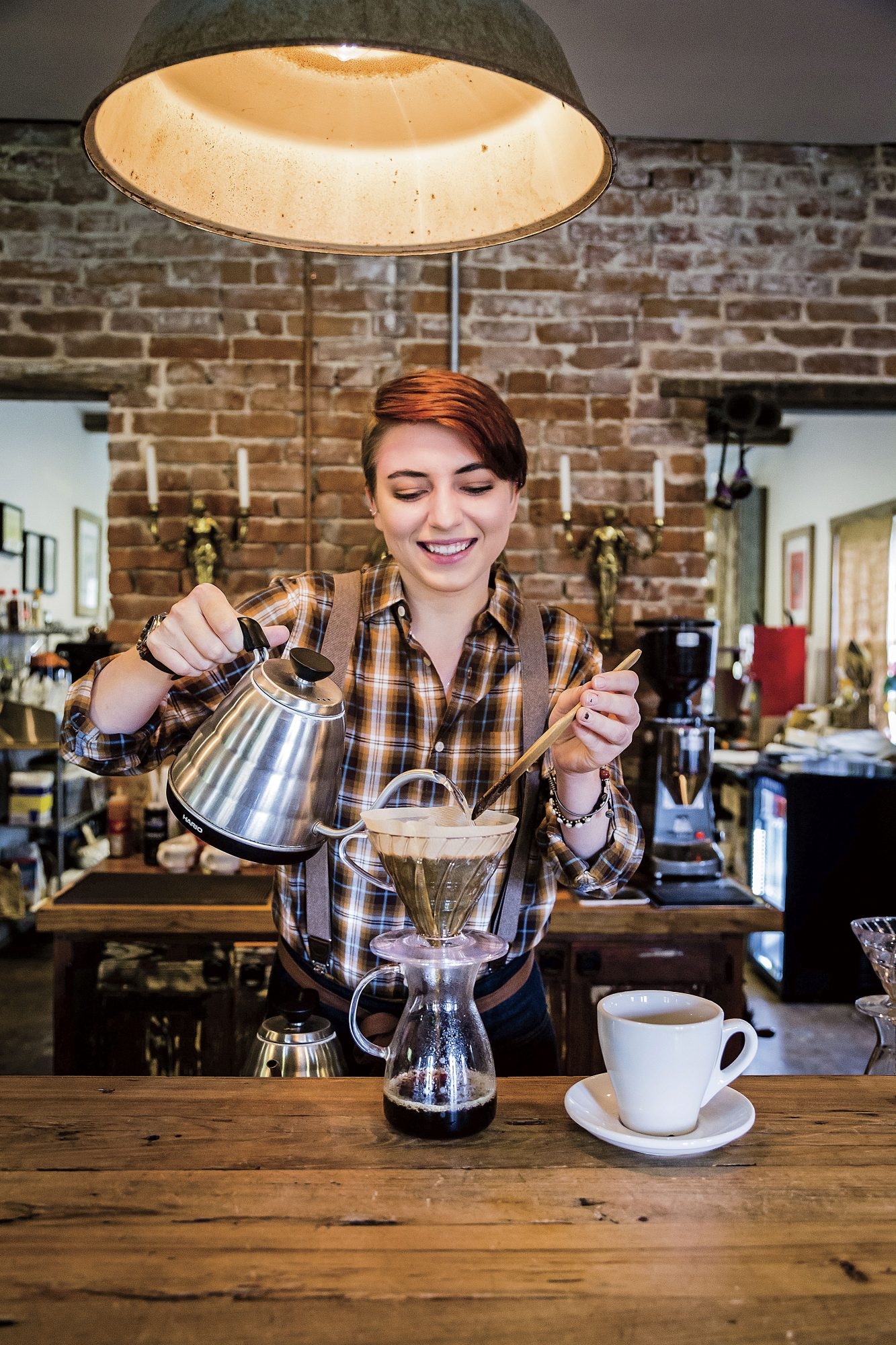 Steampunk Coffee Roasters in Natchez, MS