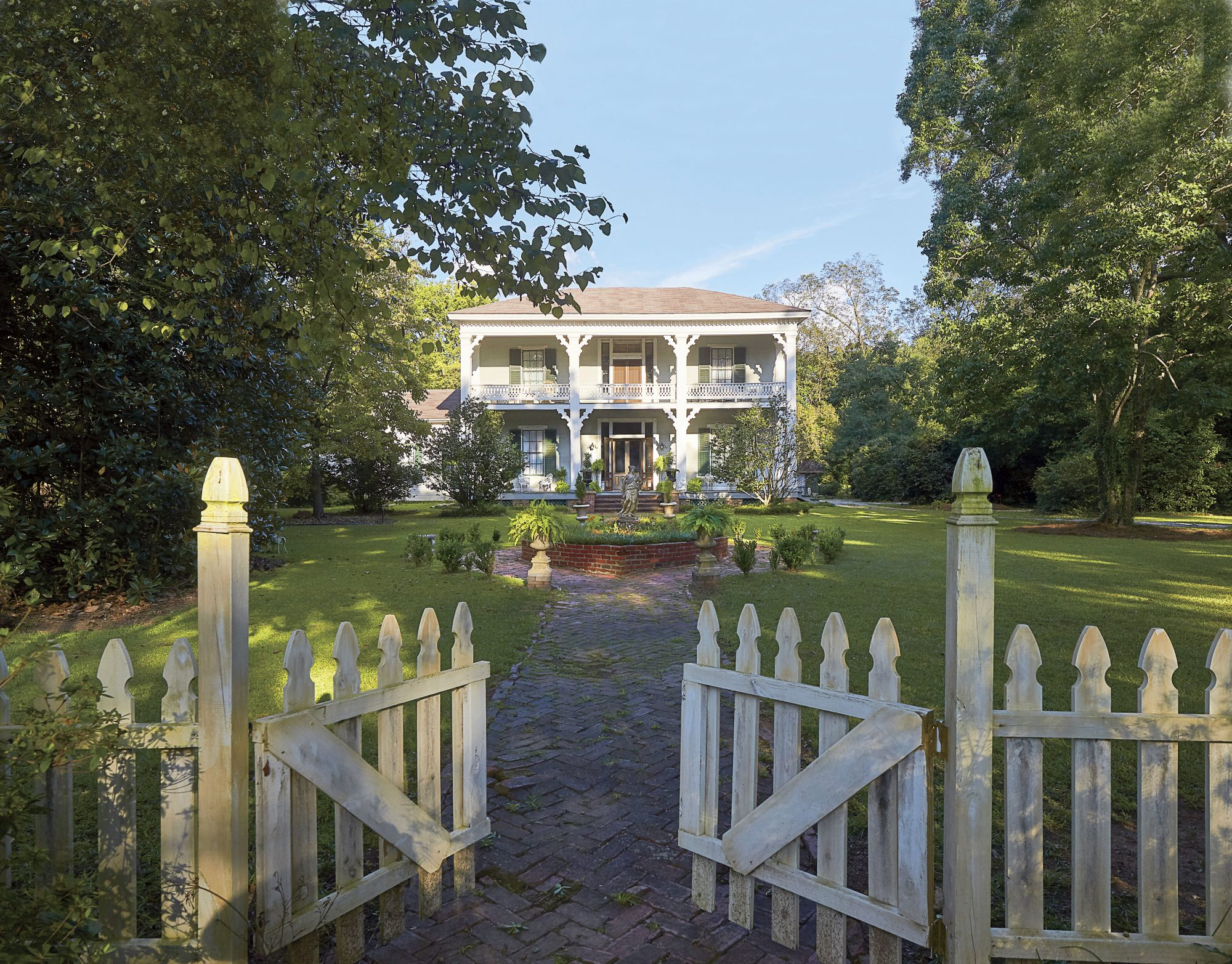 Ian Crawford Restored Historic Home After