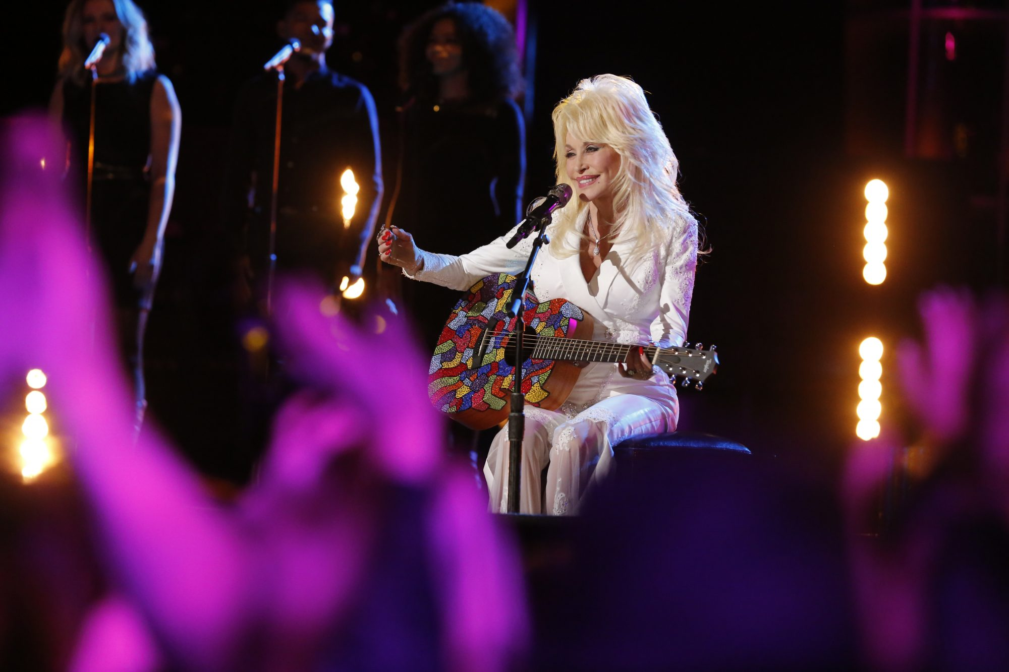 Dolly Parton's Husband Isn't That Into His Wife's Music