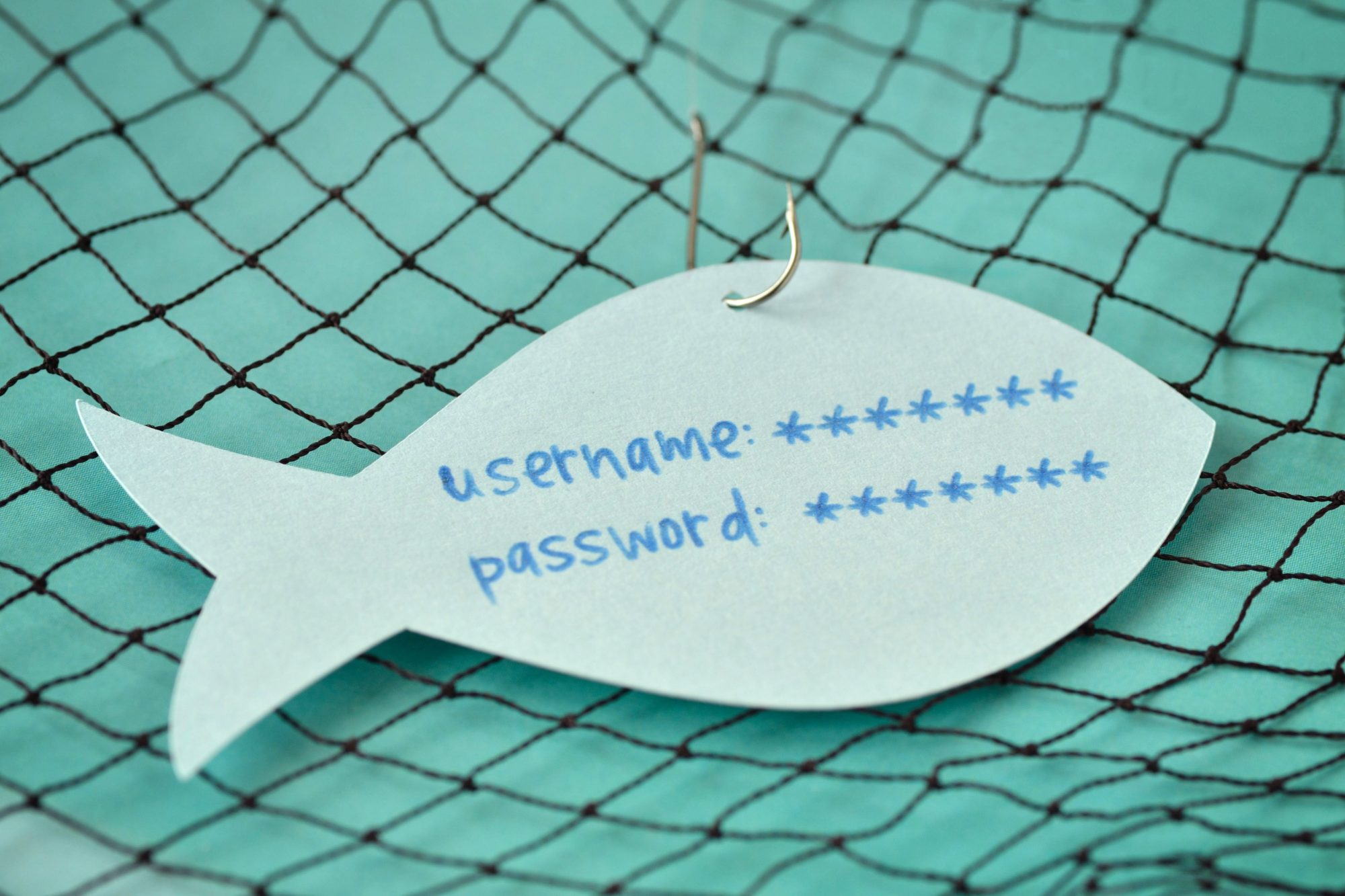 Username and Password