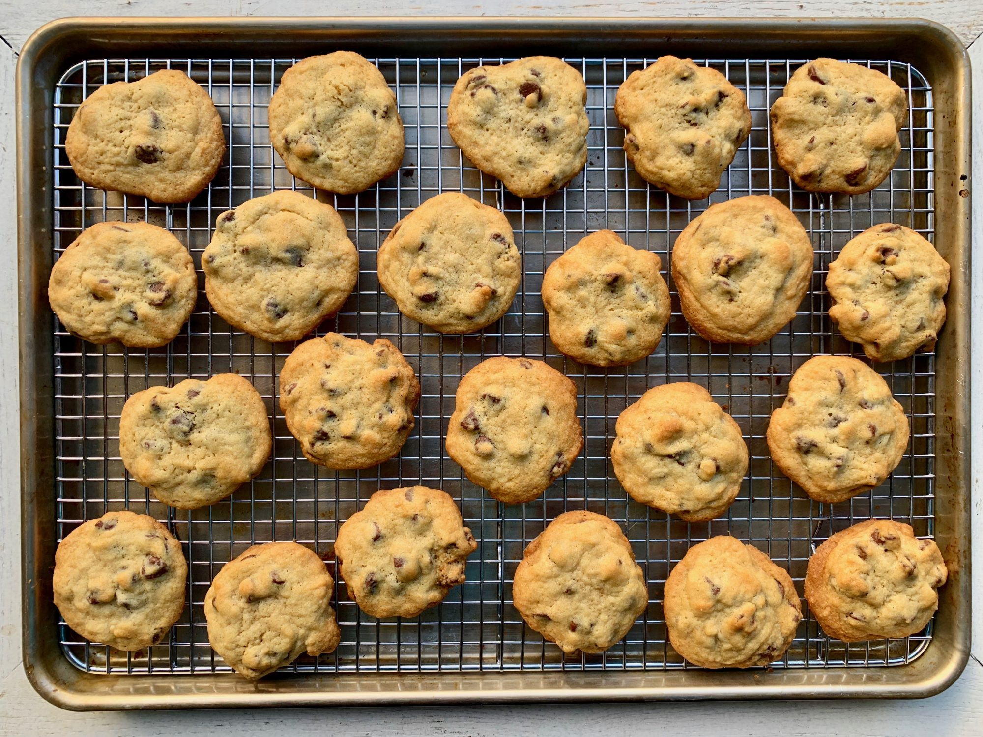 Barbara Bush: Her Famous Chocolate Chip Cookies