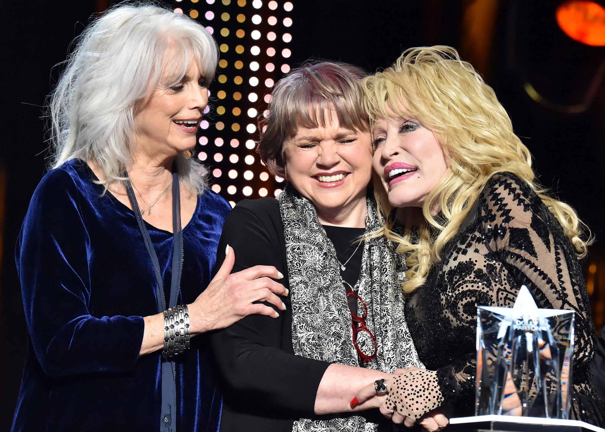 Katy Perry, Miley Cyrus, Garth Brooks, Willie Nelson and more pay tribute to Dolly Parton at MusiCares 2019 Person of the Year dolly-c