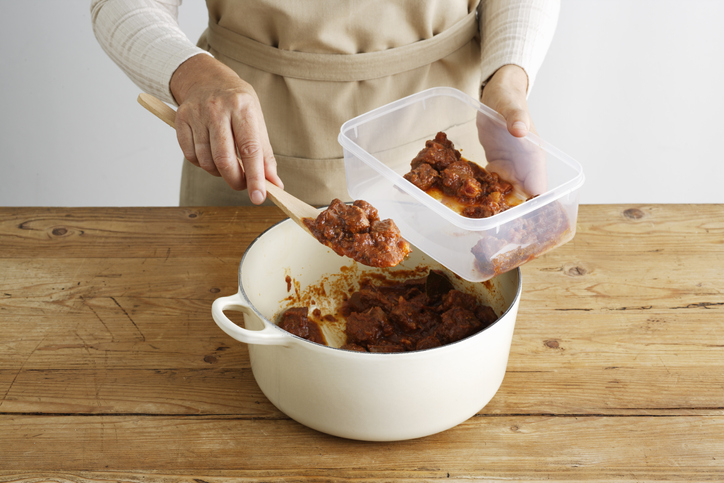 """""""May I Take These Home?"""" The Etiquette of Leftovers"""