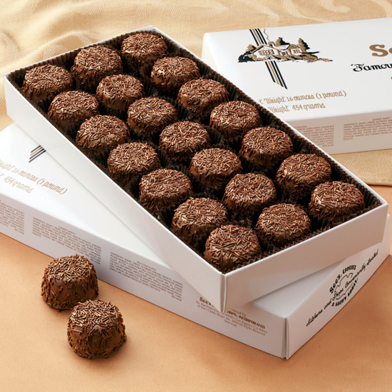 Best Chocolate in the U.S.: See's Candies