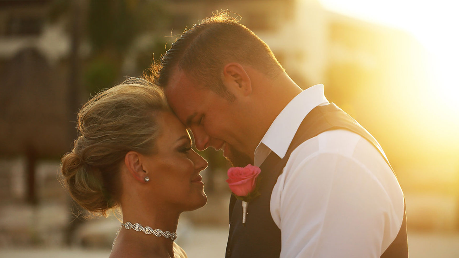 Brittany Wright and Tyler Tipp Wedding