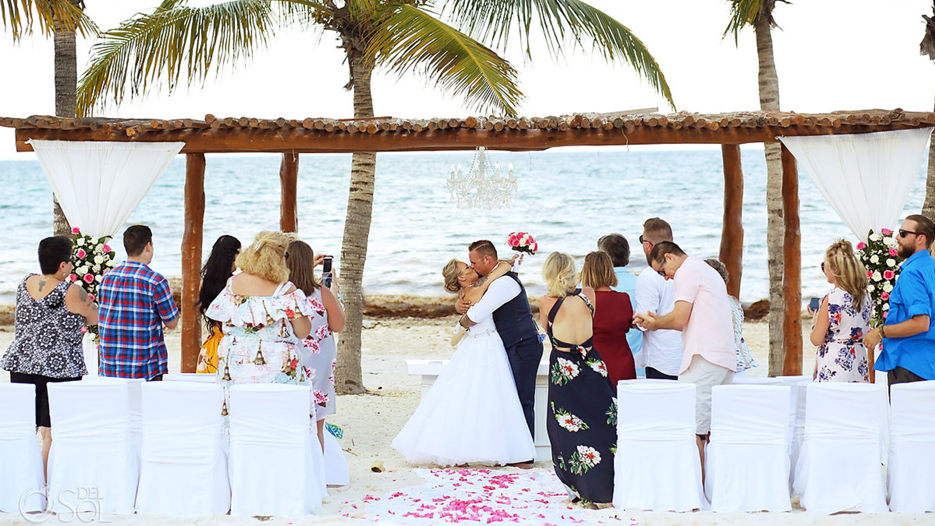 Brittany Wright and Tyler Tipp Wedding Ceremony