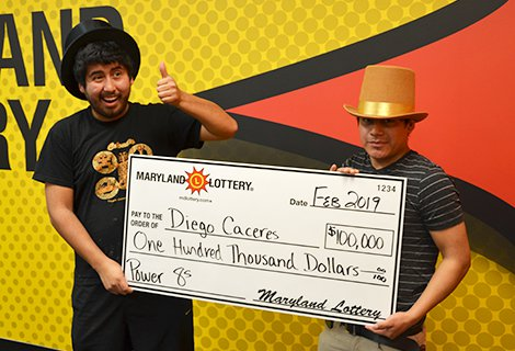 Diego and Domingo Caceres Lottery
