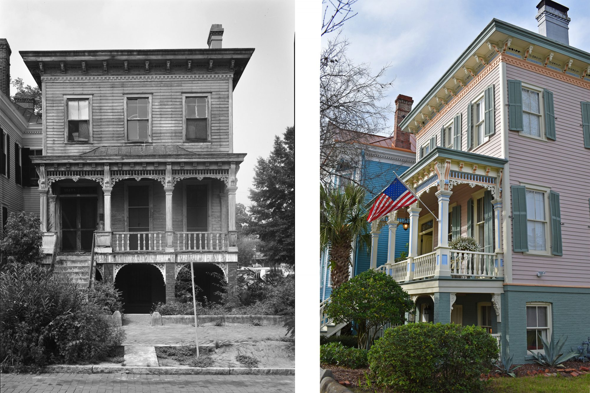 Historic Savannah Home Renos- Southern Living