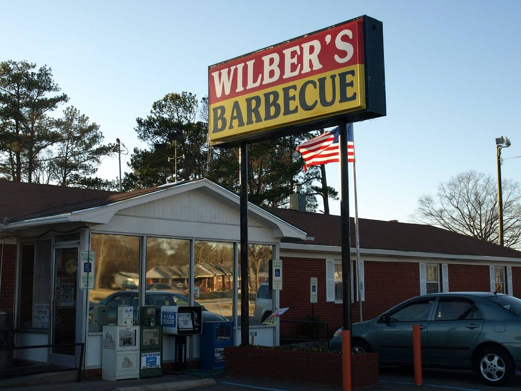 Wilber's Barbecue