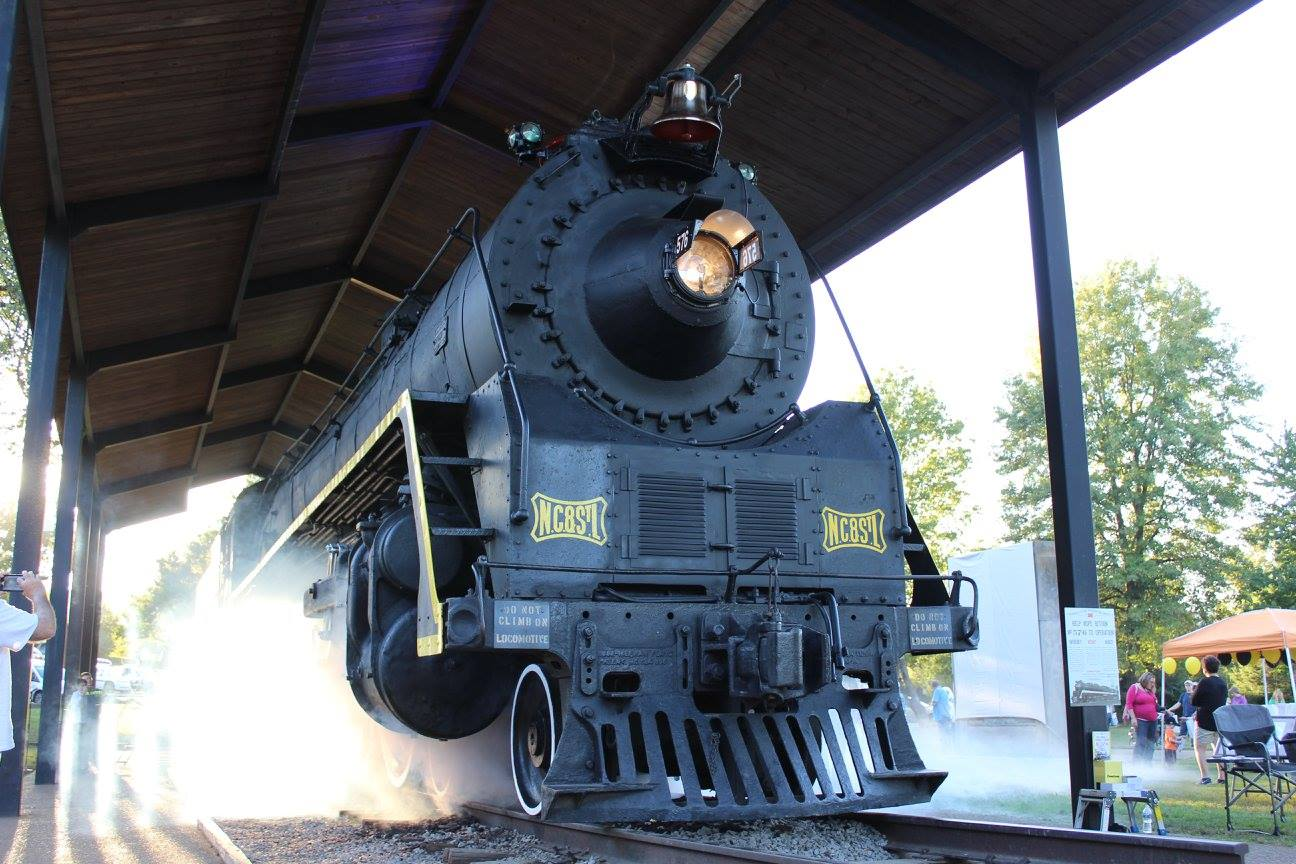 Locomotive No 576