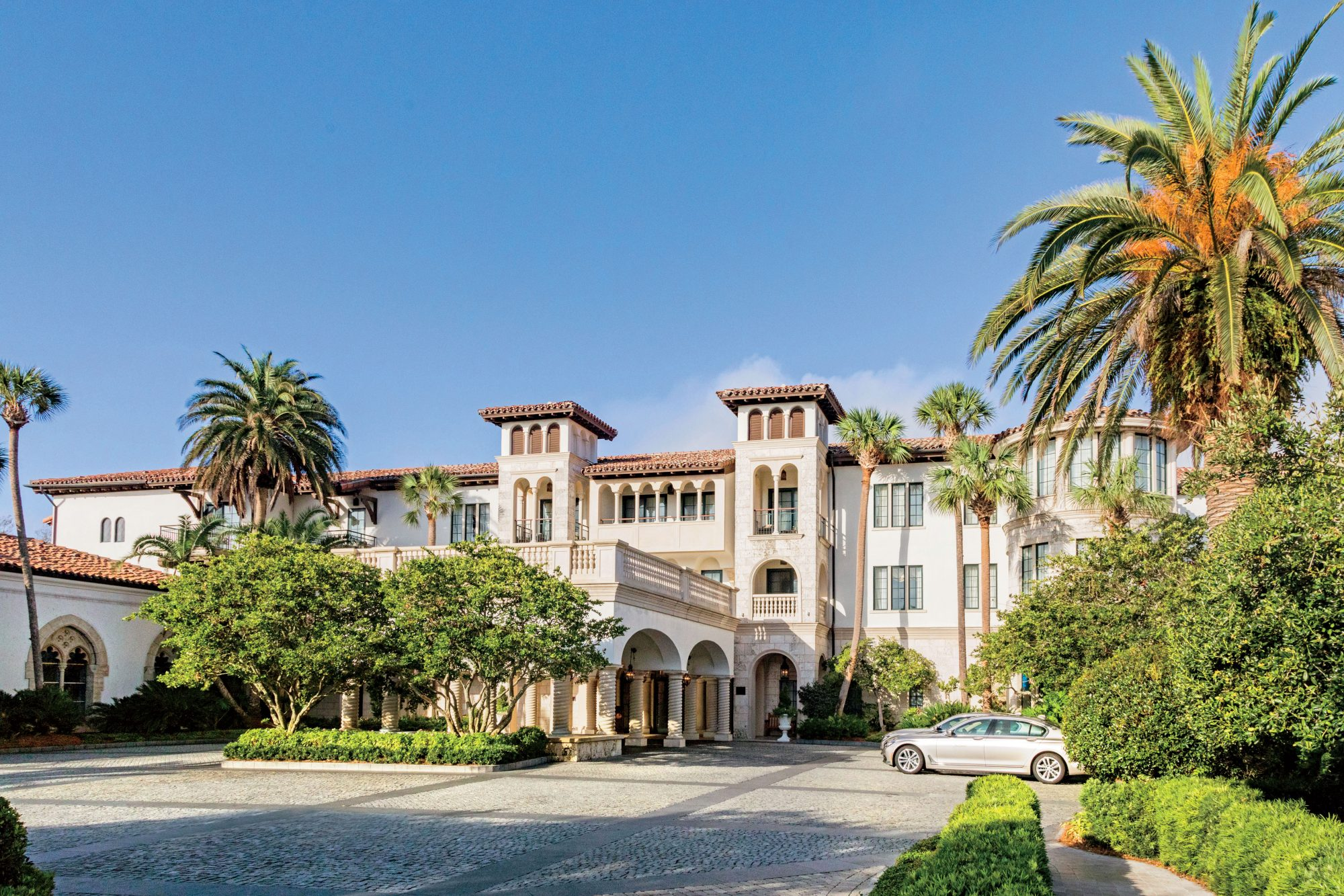 The Cloister on Sea Island