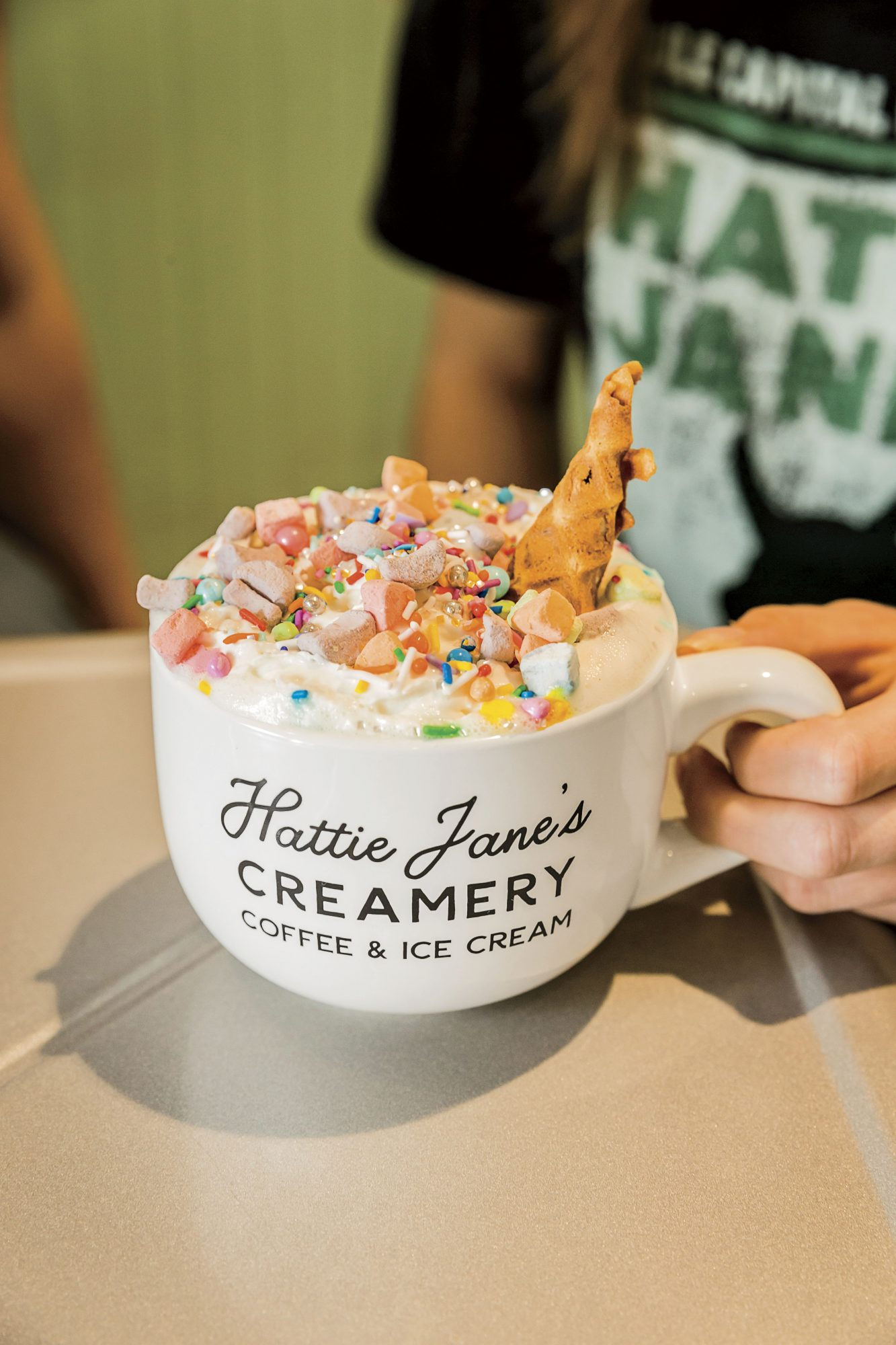 Hattie Jane's Creamery in Columbia, TN