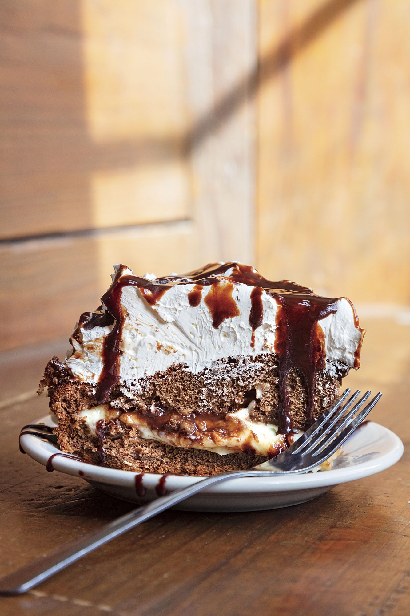 Cane River Commissary Cream Pie in Natchitoches, LA