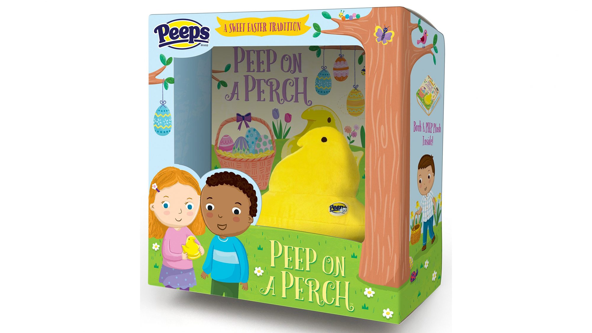 Peeps on a Perch Package