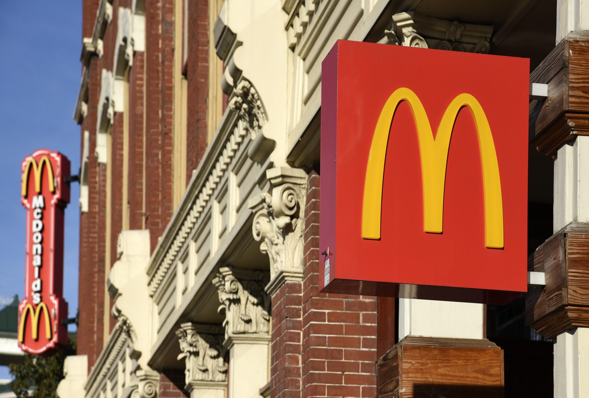 Why McDonald's Logo Is Bright Red and Yellow
