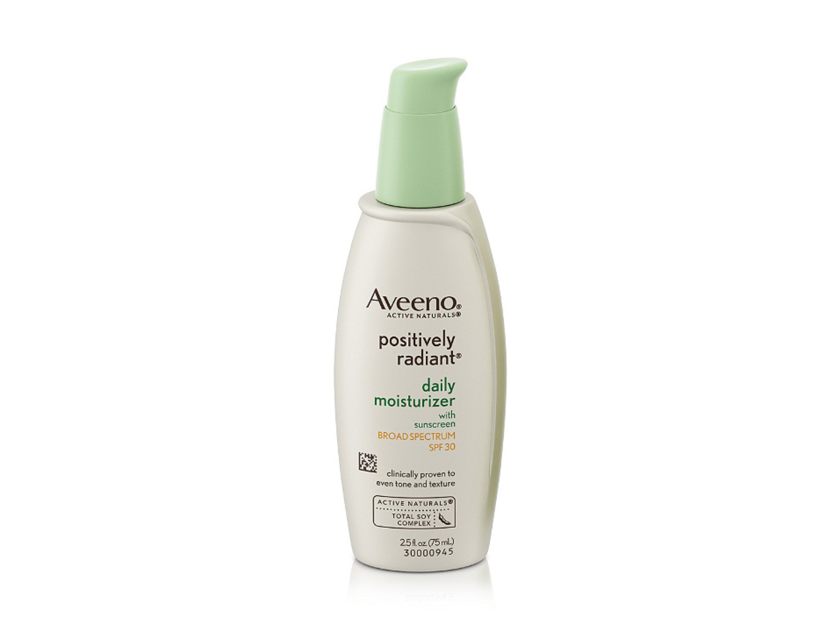 RX_1903 Best Suncreens_Aveeno Positively Radiant Daily Moisturizer SPF 30
