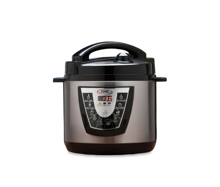 RX_1903 Best Electric Pressure Cookers_Electric Power Pressure Cooker XL