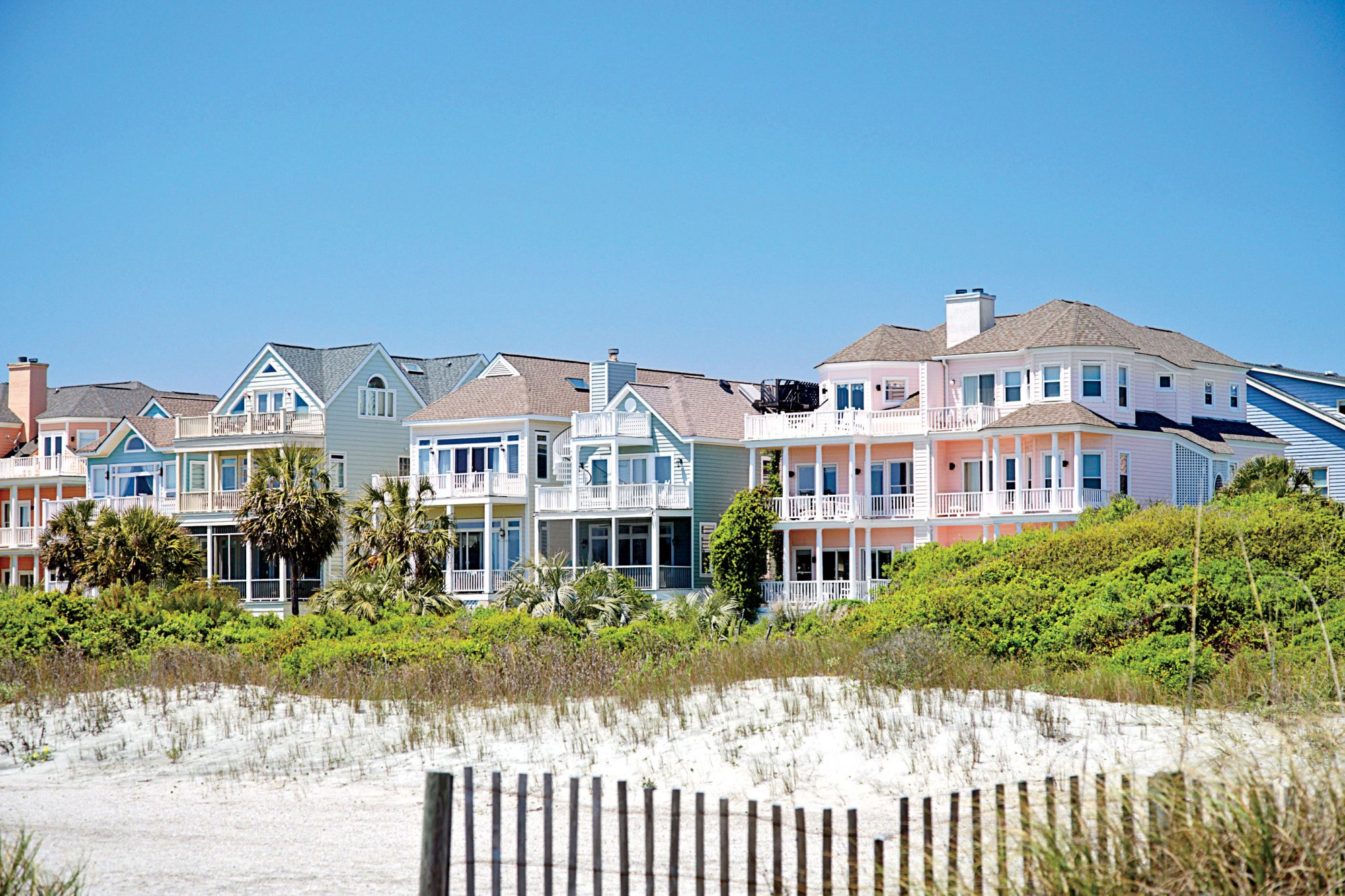 10. Isle of Palms, South Carolina