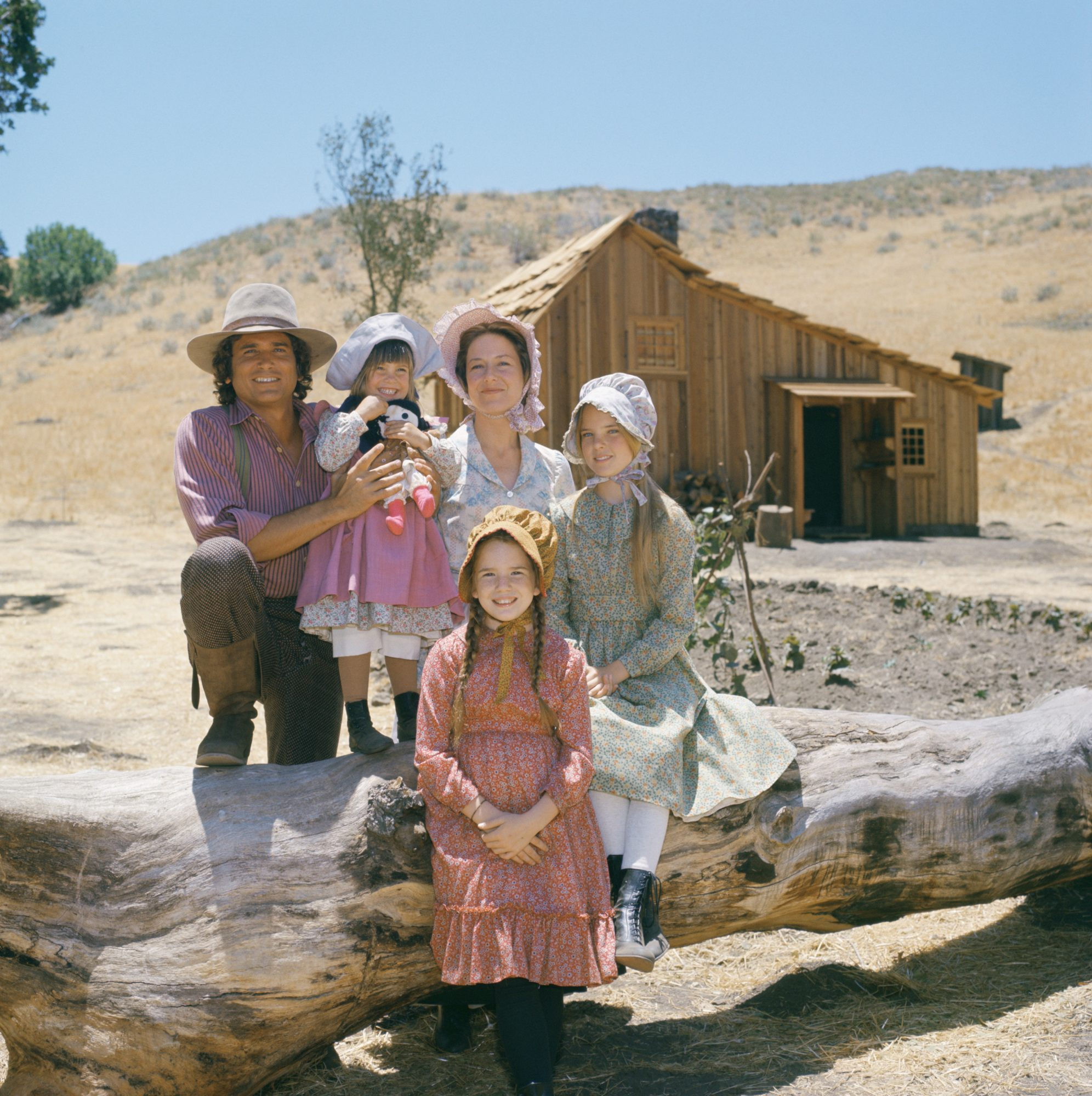 All 9 Seasons of 'Little House on the Prairie' Are Coming to Amazon Prime Video