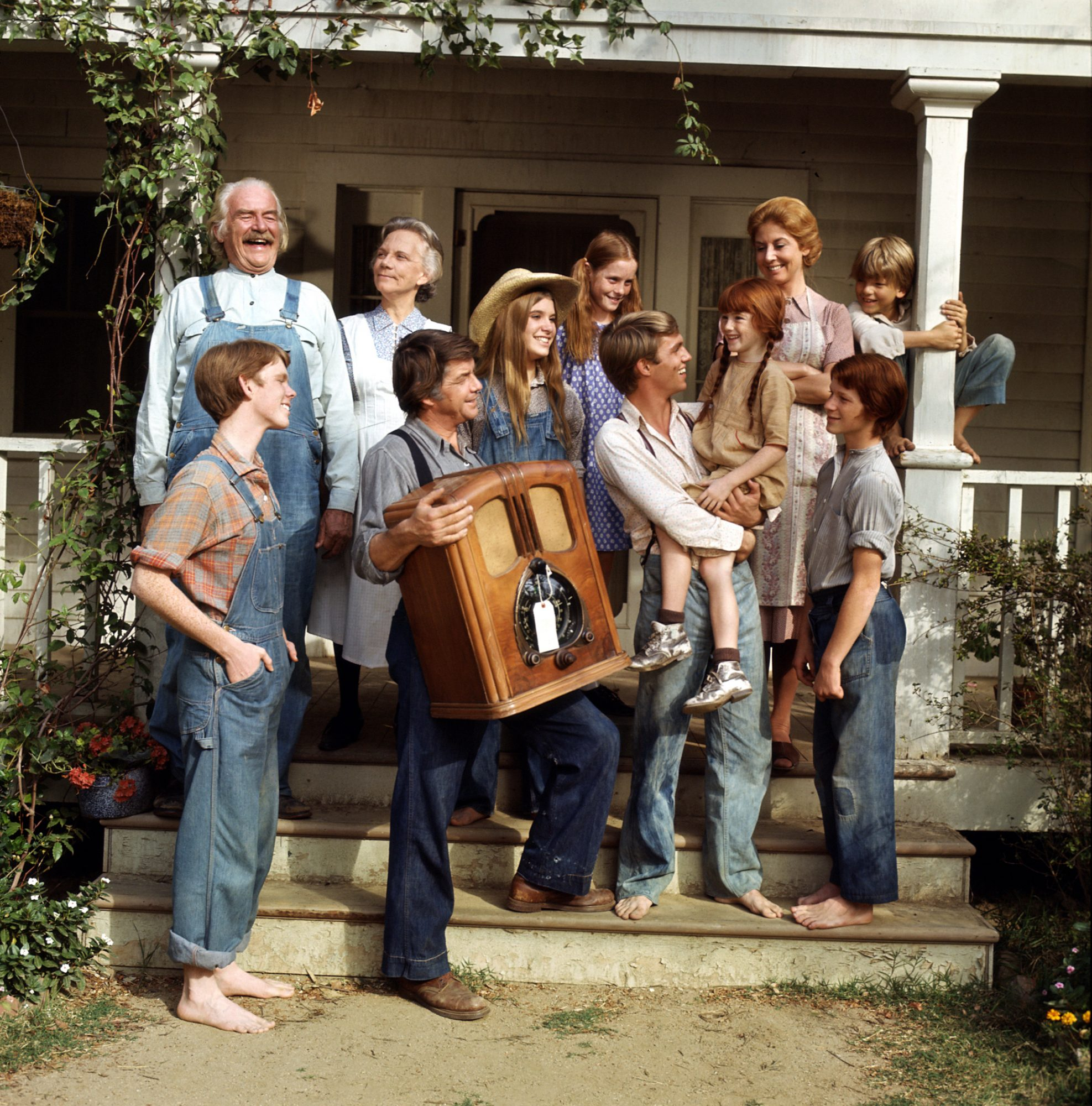 You Can Stream All 9 Seasons of The Waltons on Amazon Prime