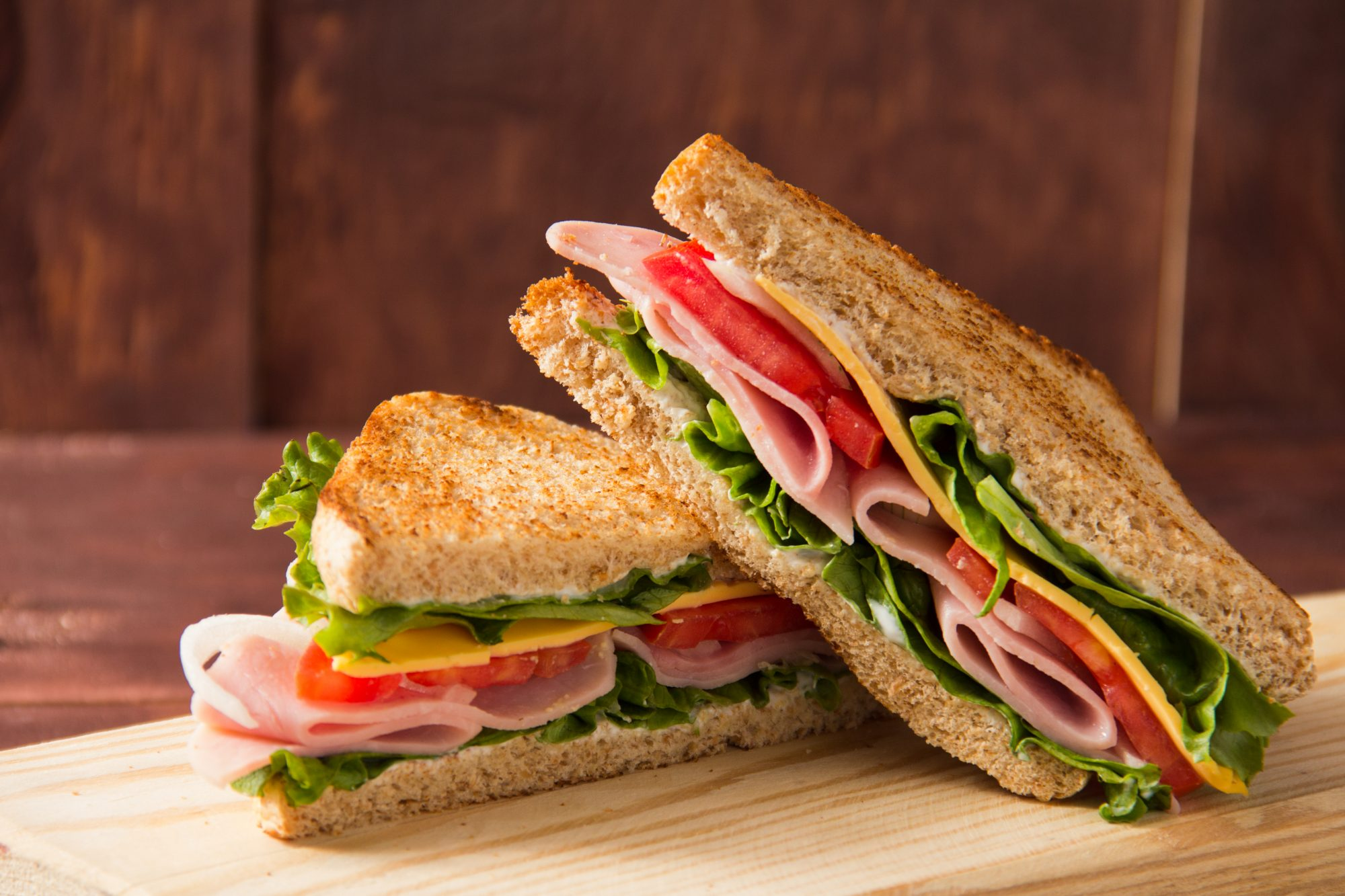 What Your Sandwich Cutting Style Says about Your Personality