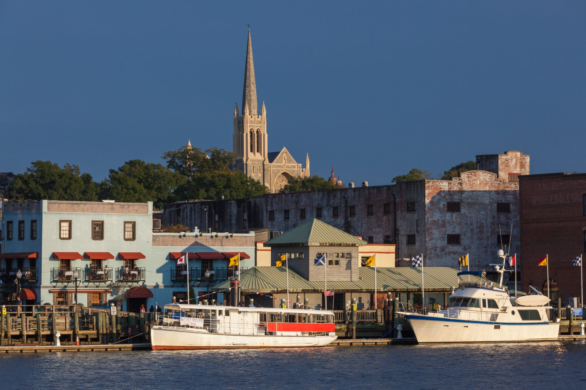 8. Wilmington, North Carolina