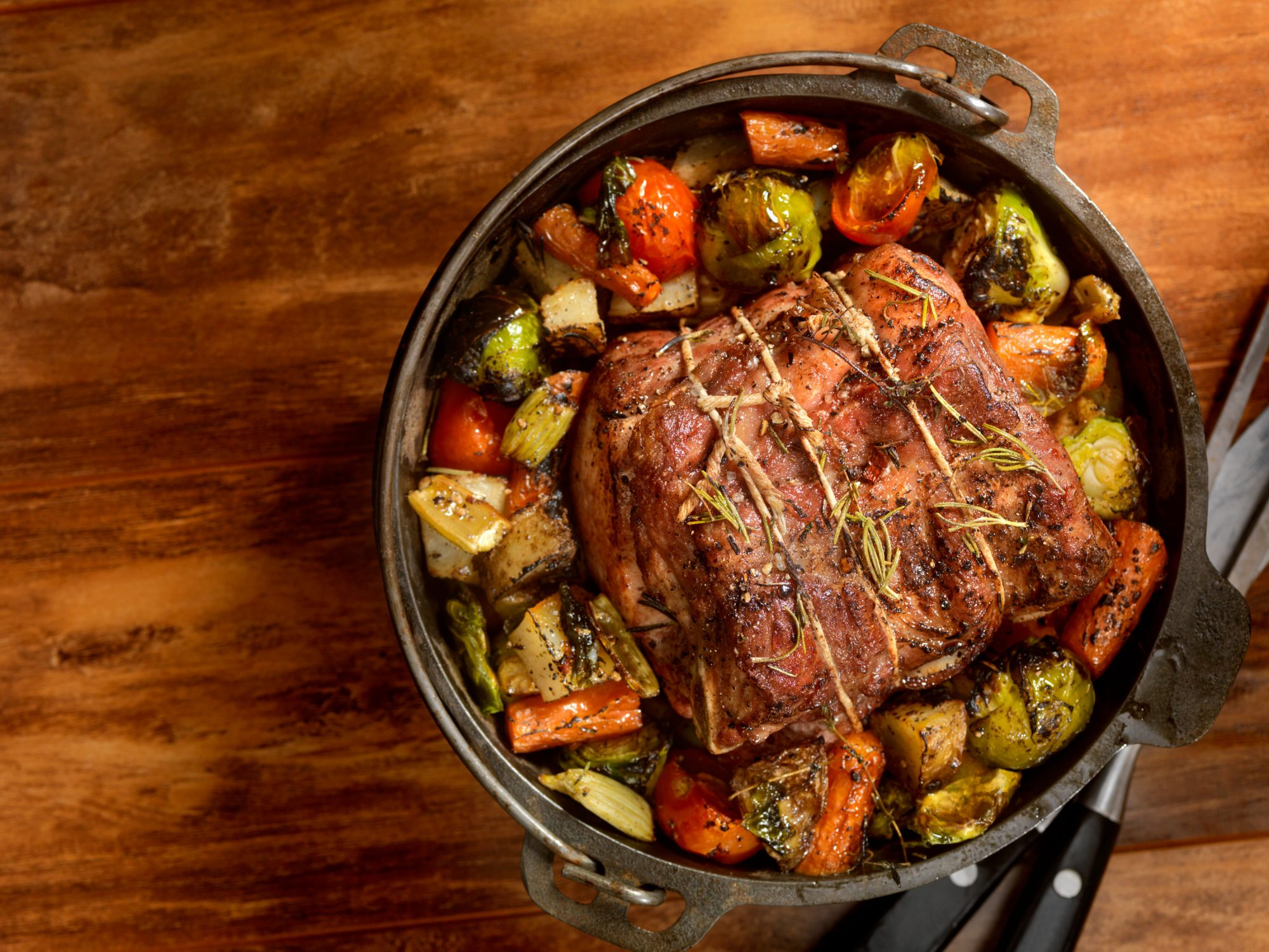 The Difference Between Rump Roast and Pot Roast