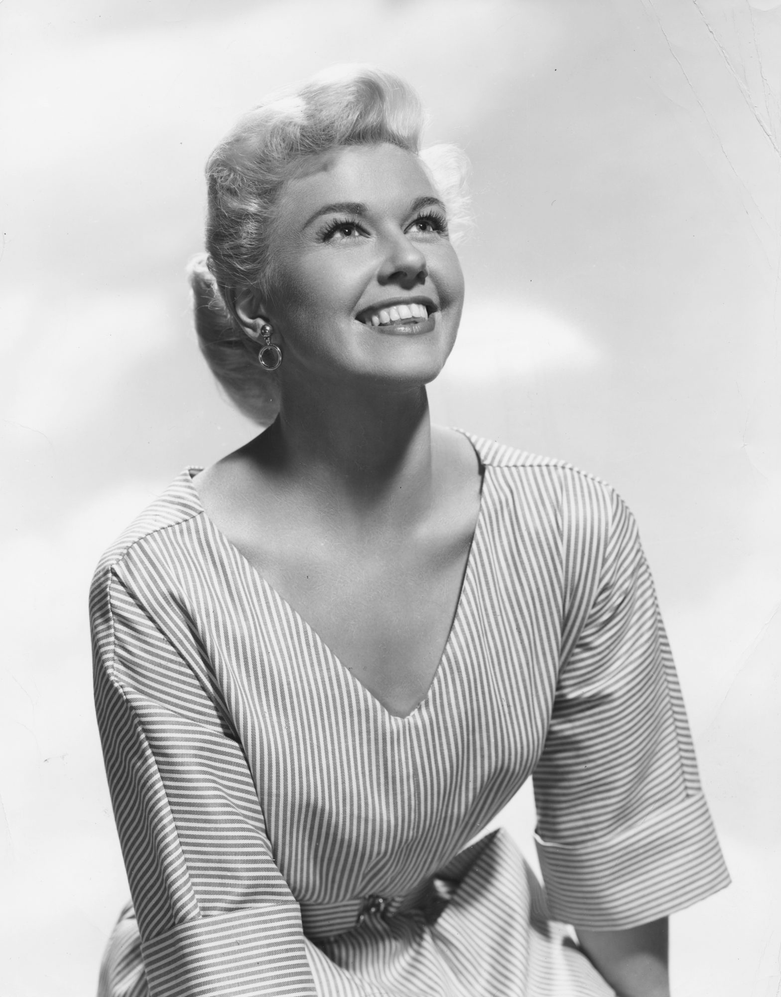 Doris Day Portrait