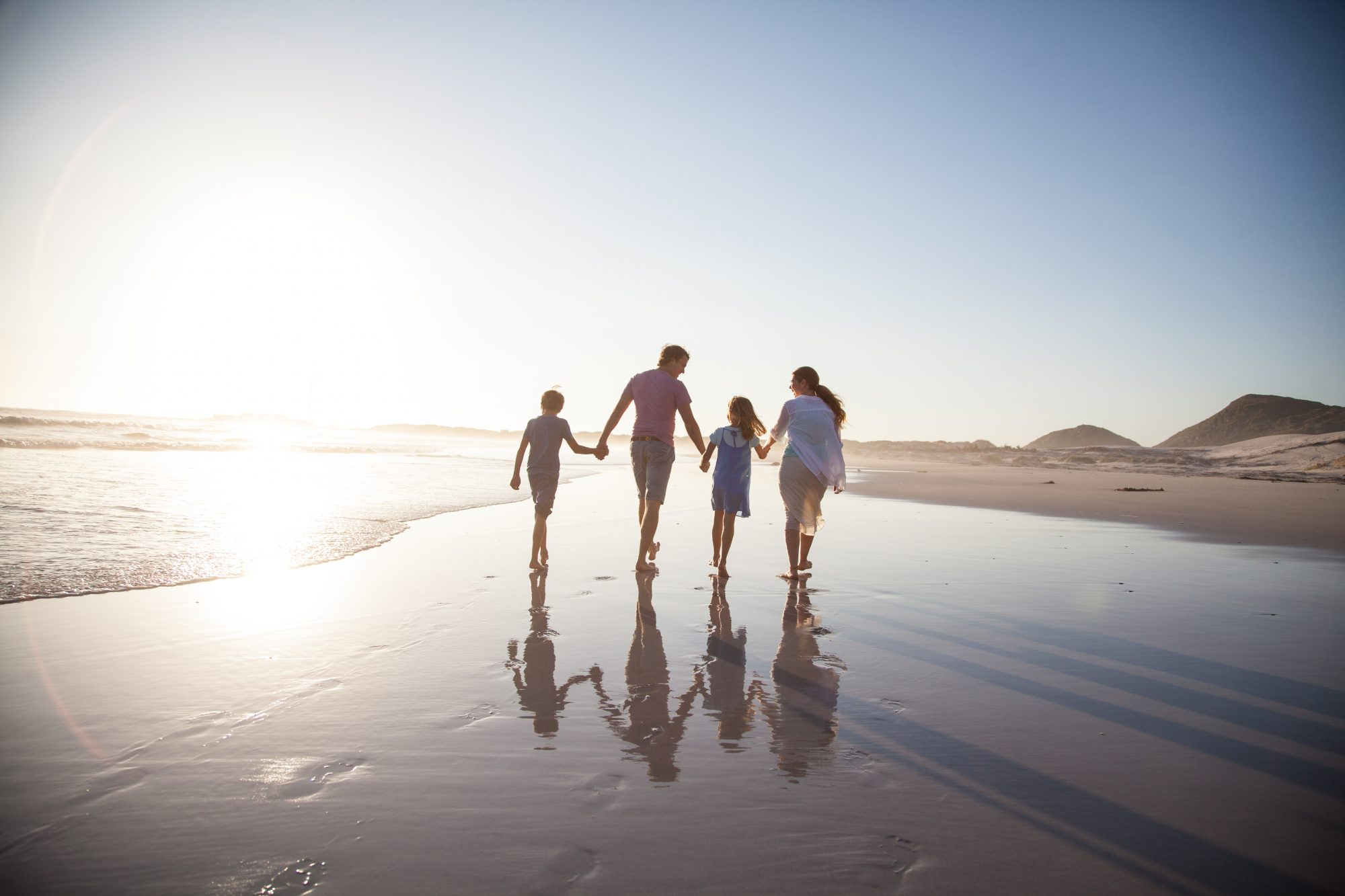 """""""Other things may change us, but we start and end with the family."""""""