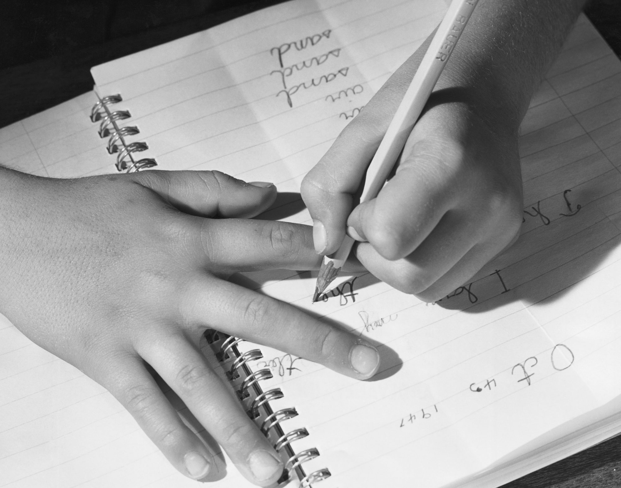 The Case For Teaching Cursive Handwriting
