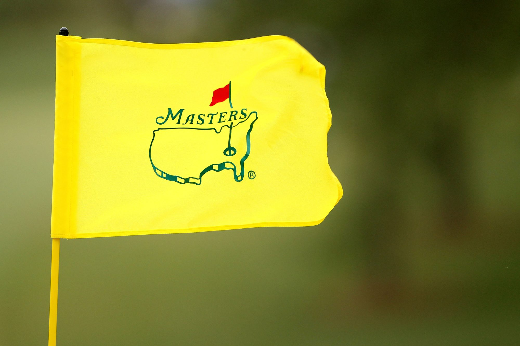 Augusta National Masters Flag