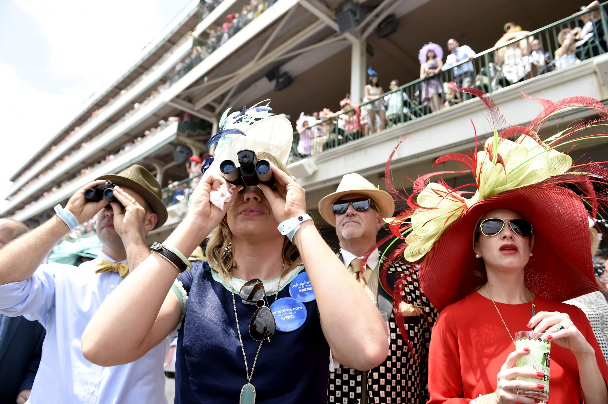 The Difference Between the Kentucky Derby Hat and Fascinator