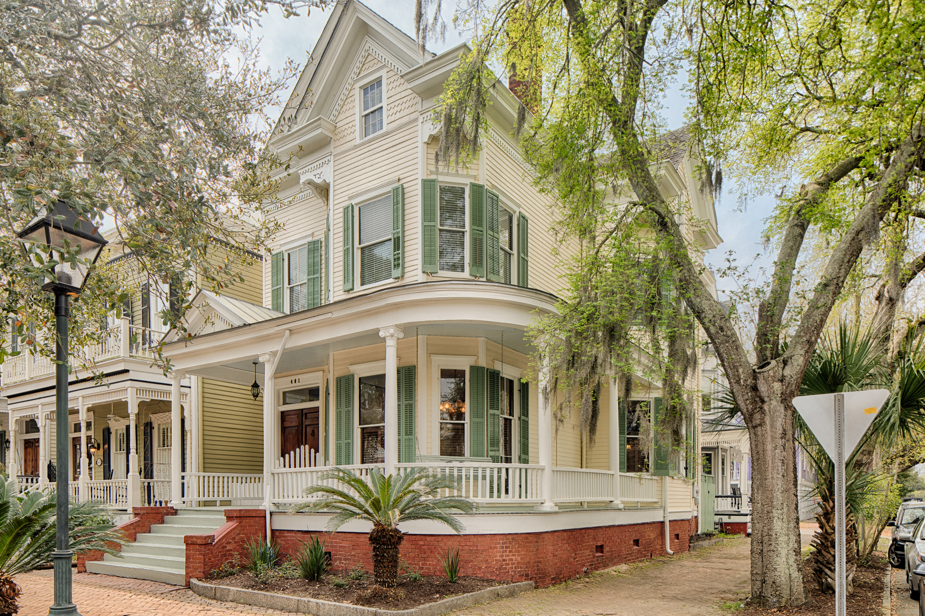 Gordon Street Home for Sale In Savannah, GA