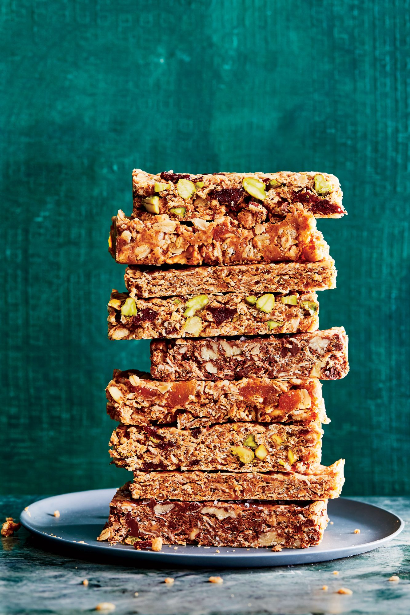 No-Bake Granola Bars Recipe